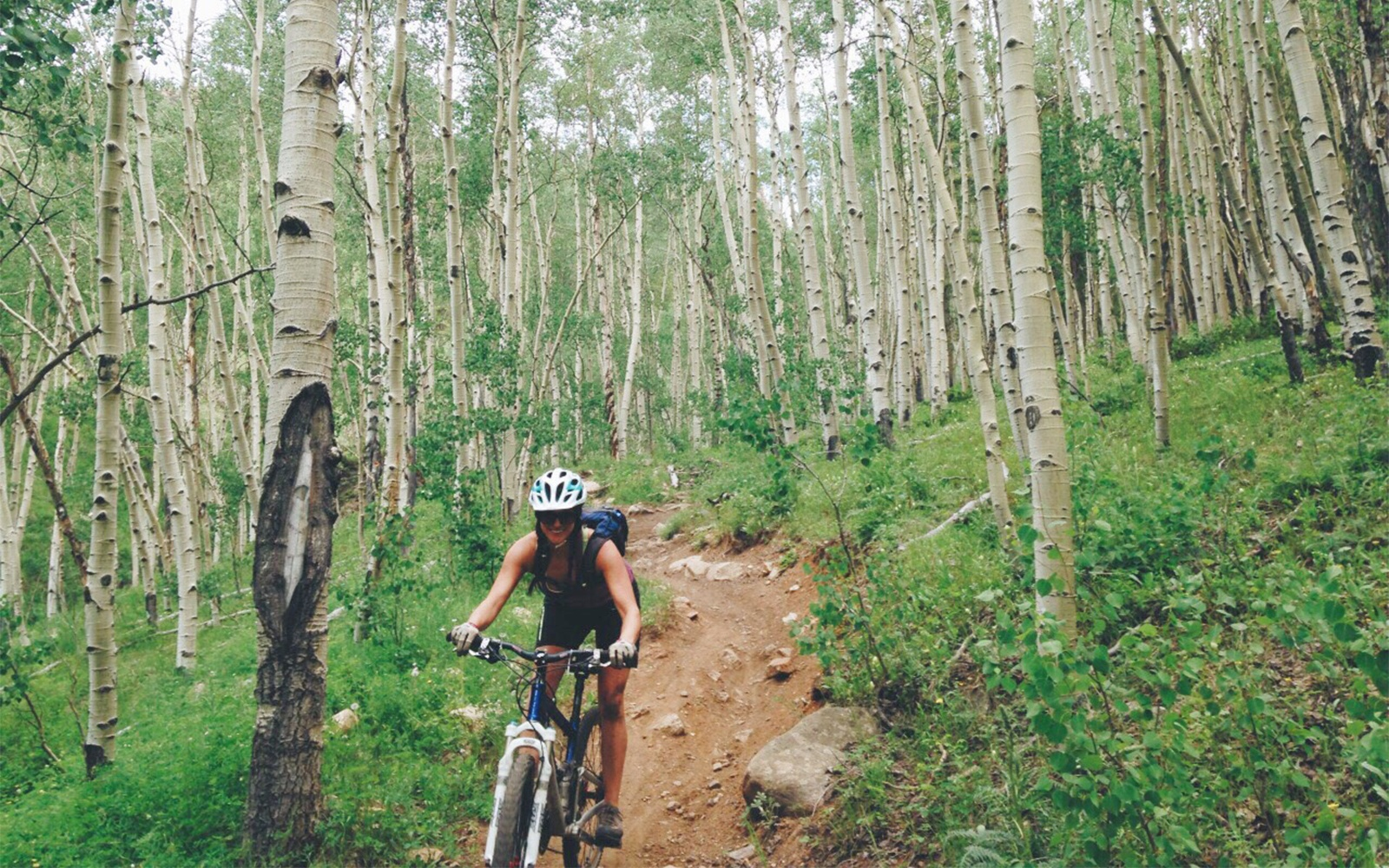 Mountain Biking in Front Range