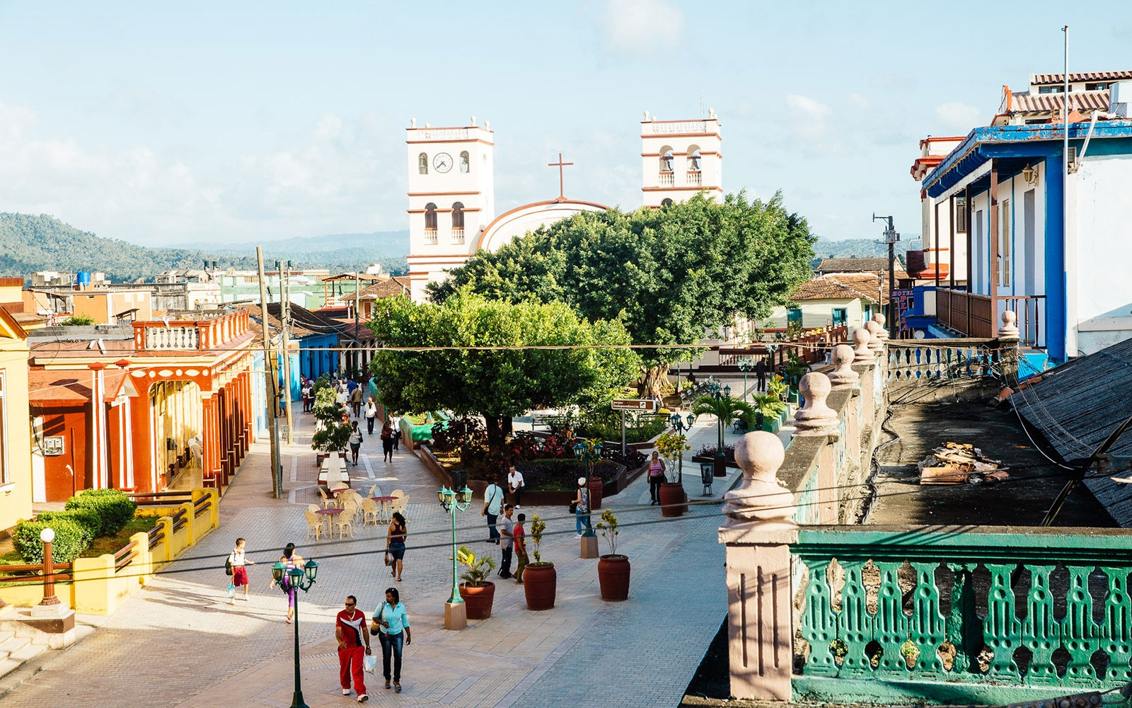 In Baracoa: Peruse the Bustling Main Drag