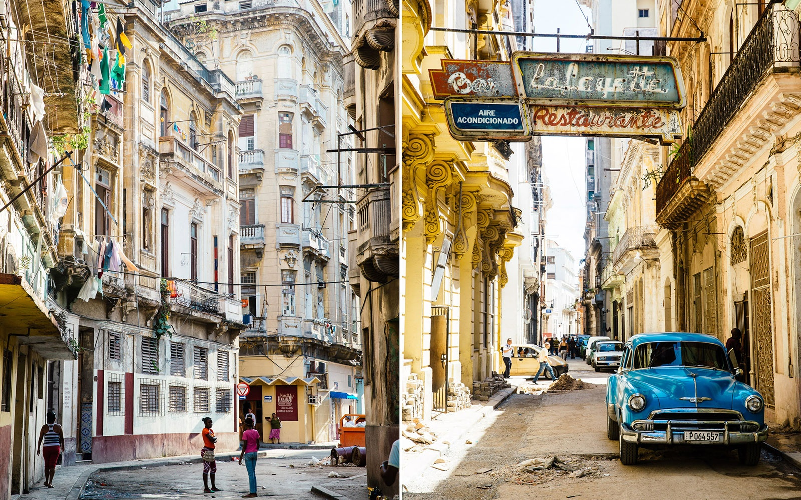In Havana: Wander the Energetic Side Streets