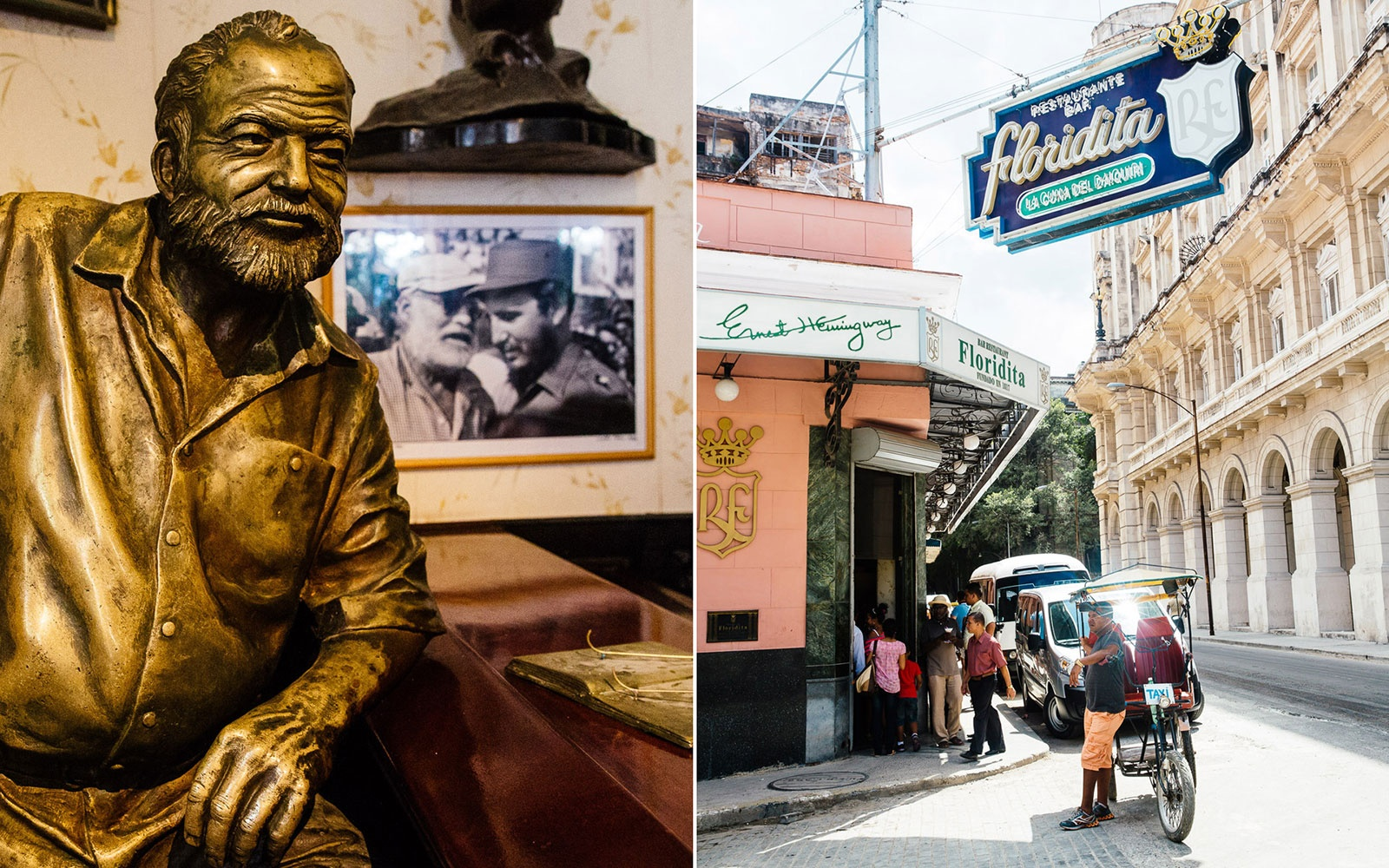 In Havana: Raise a Glass to Papa Hemingway