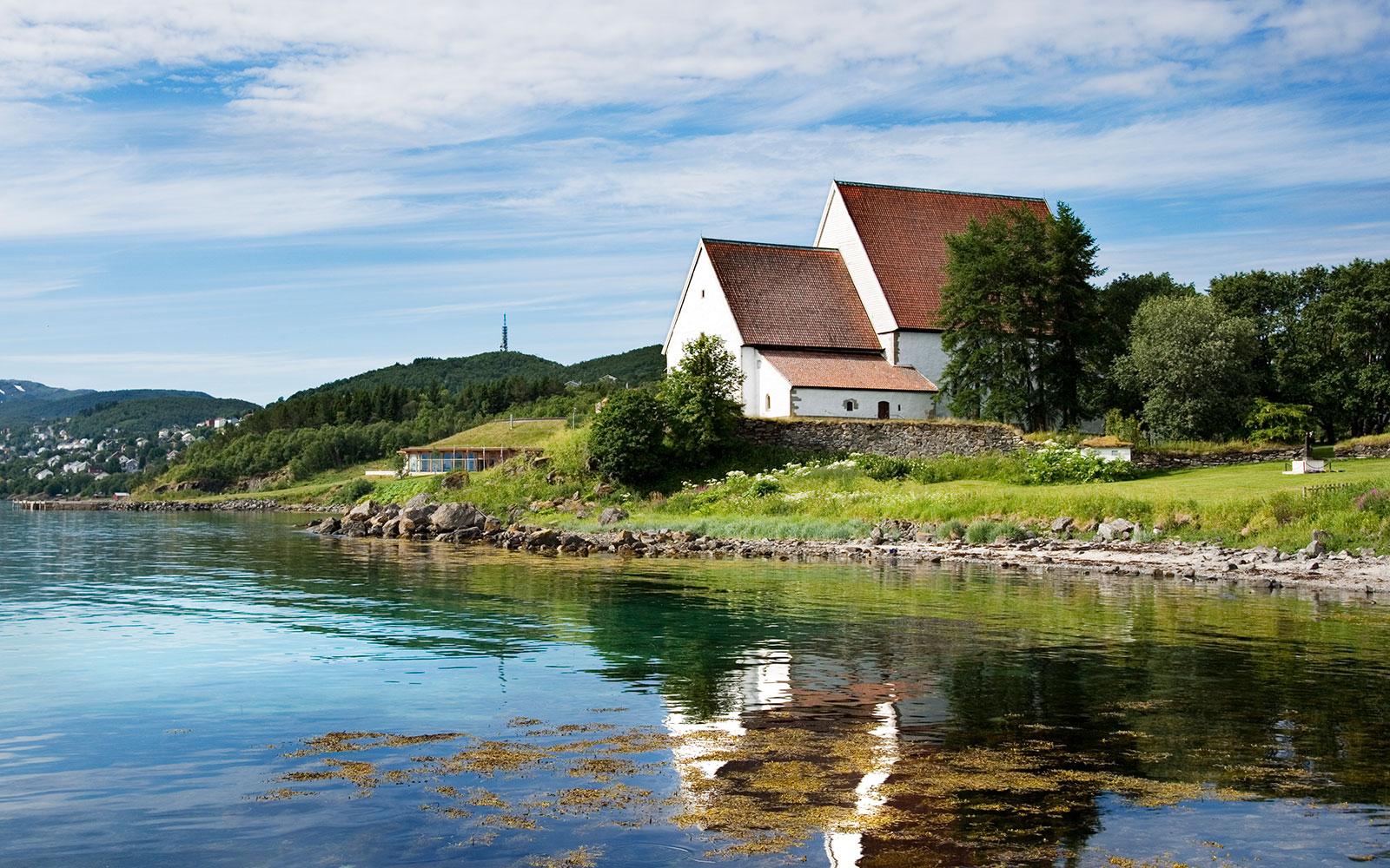 Cruise the fjords of Norway on the Hurtigruten