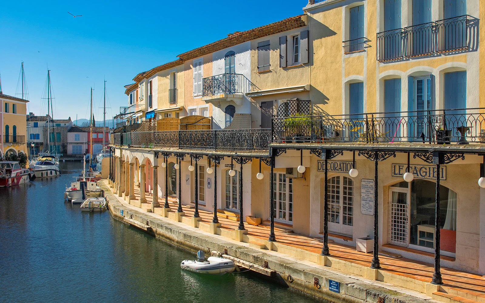 Explore the French Riviera in a sports car