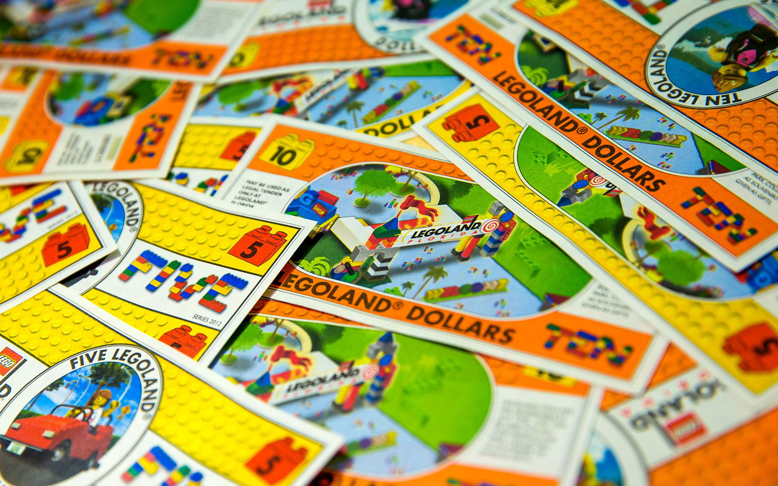 Legoland Dollars Are Now On Travelex's Currency Exchange Board
