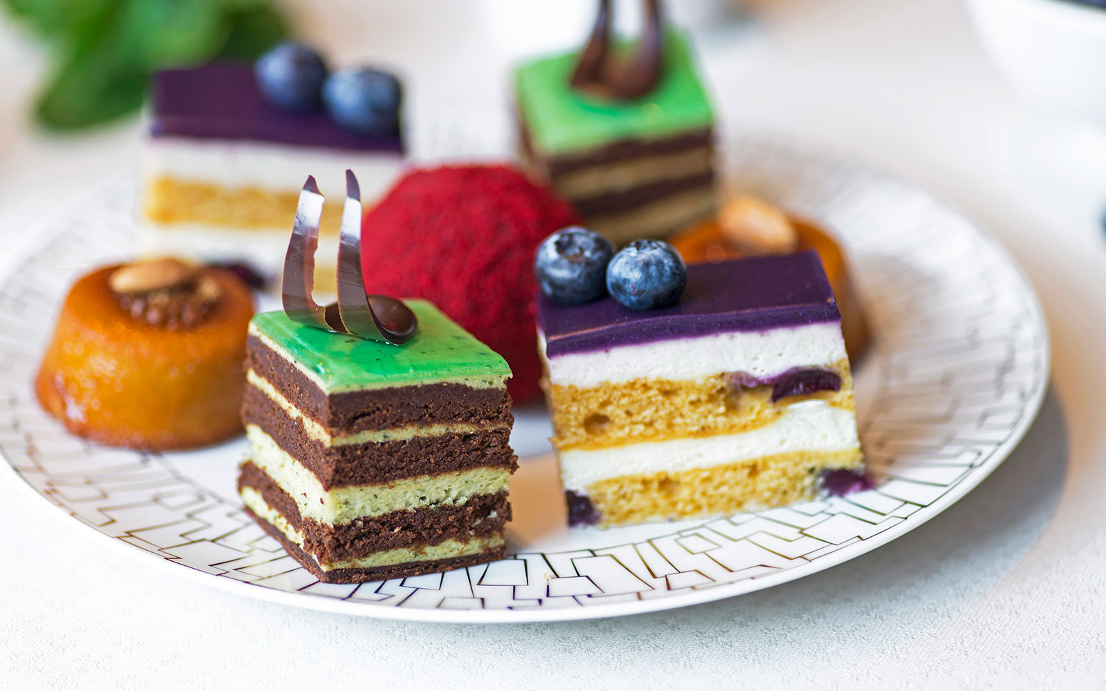 Whimsical Afternoon Teas to Savor in London