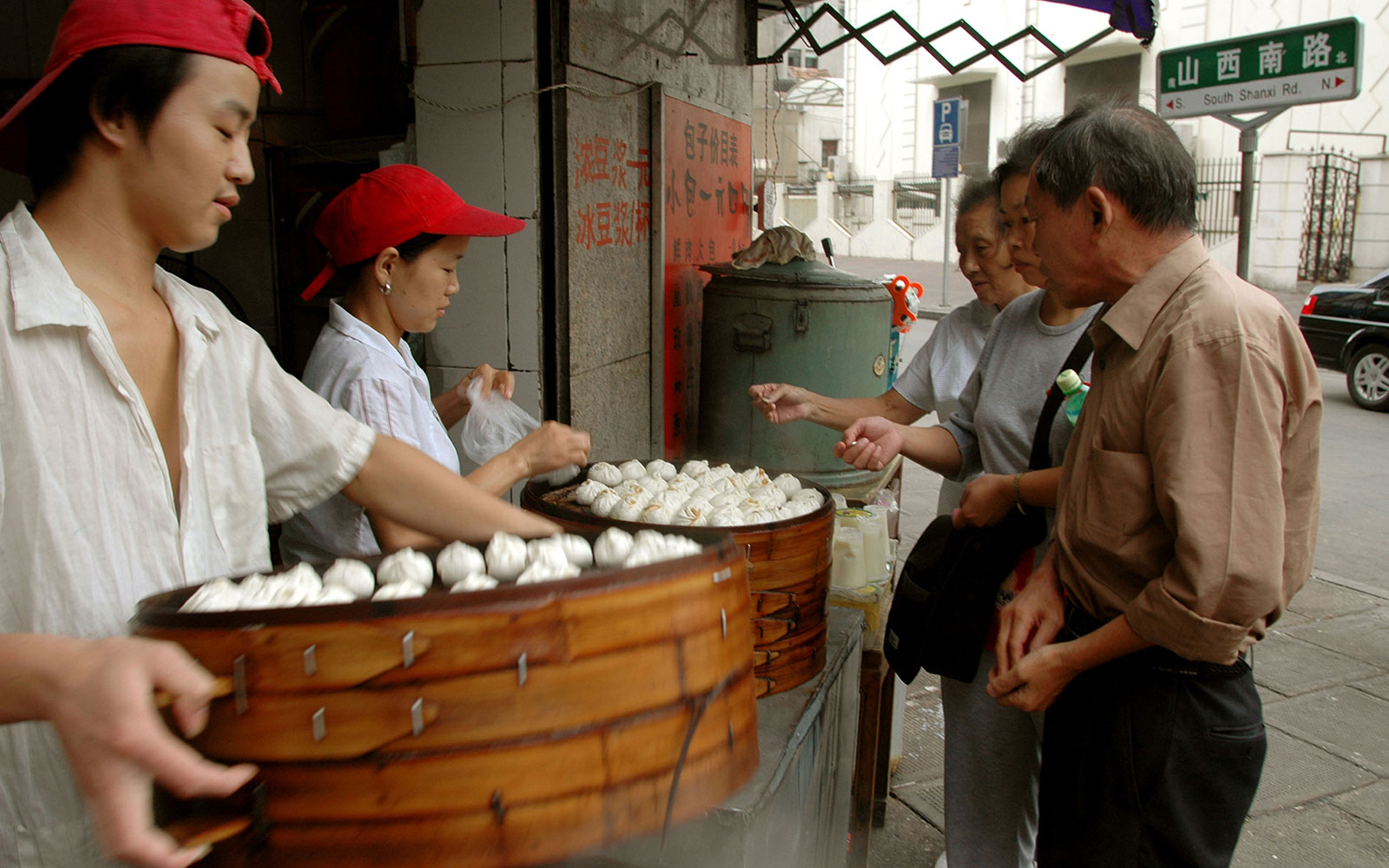 A Street Food Breakfast Tour in Shanghai