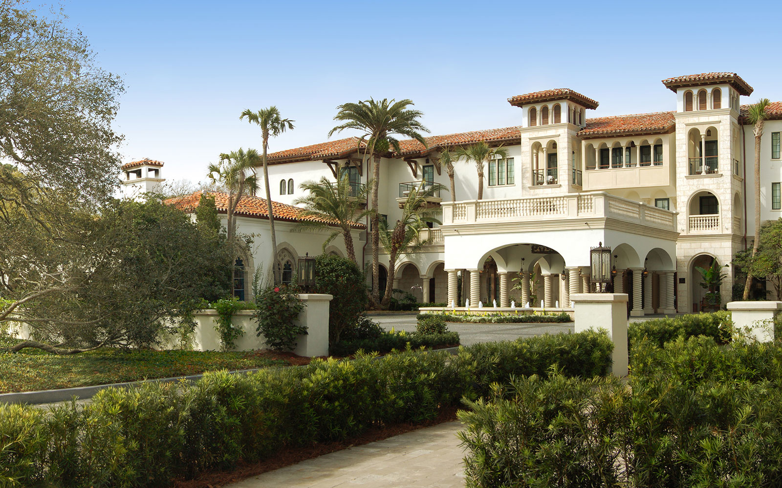 excellent exterior house design. Georgia  The Cloister at Sea Island World s Best Designed Hotels 2015 Travel Leisure