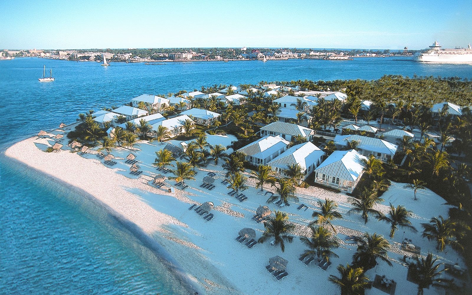 Florida sunset key cottages a luxury collection resort