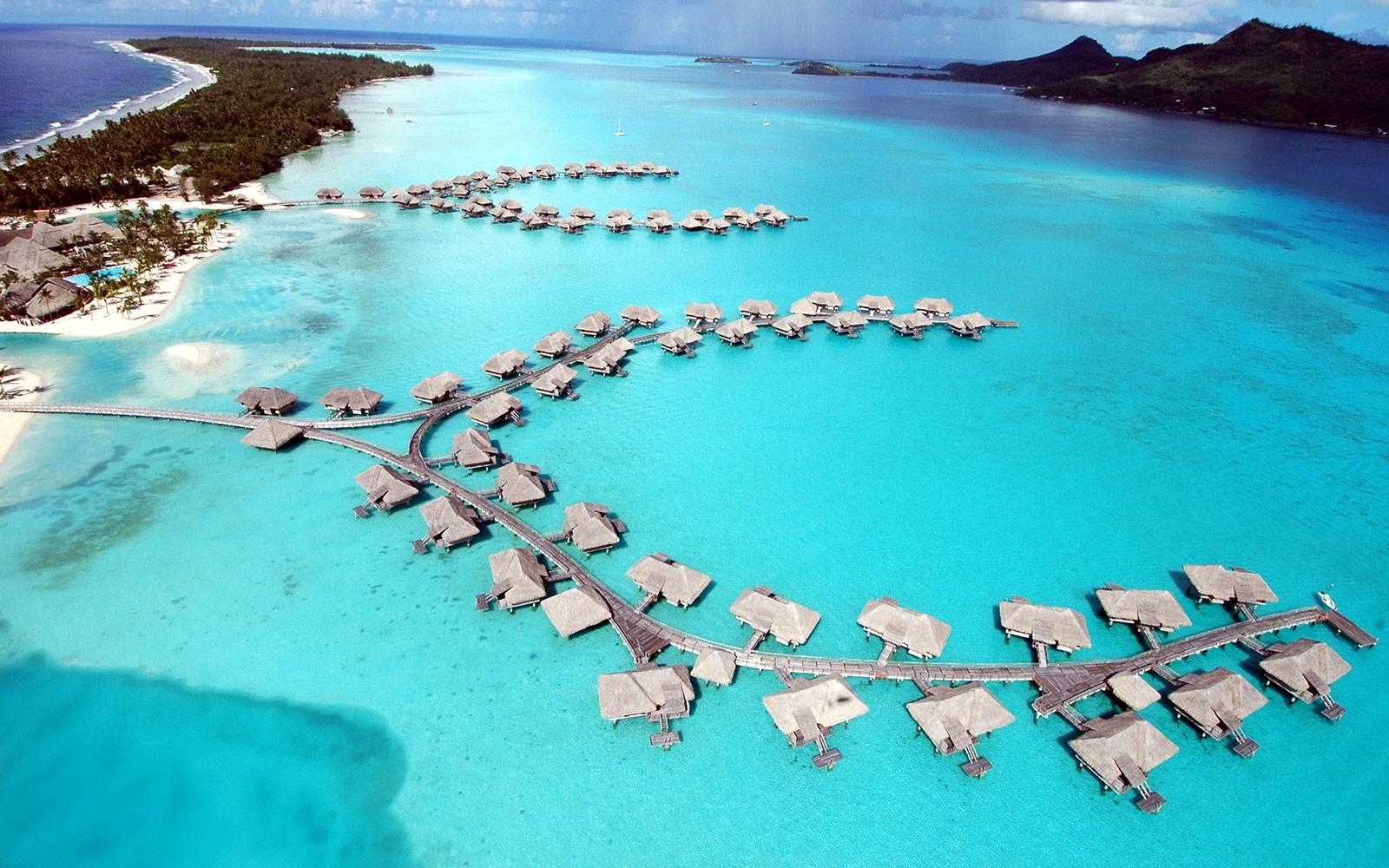 No. 12 (tie): Bora Bora Resort & Thalasso Spa, Bora Bora, French Polynesia