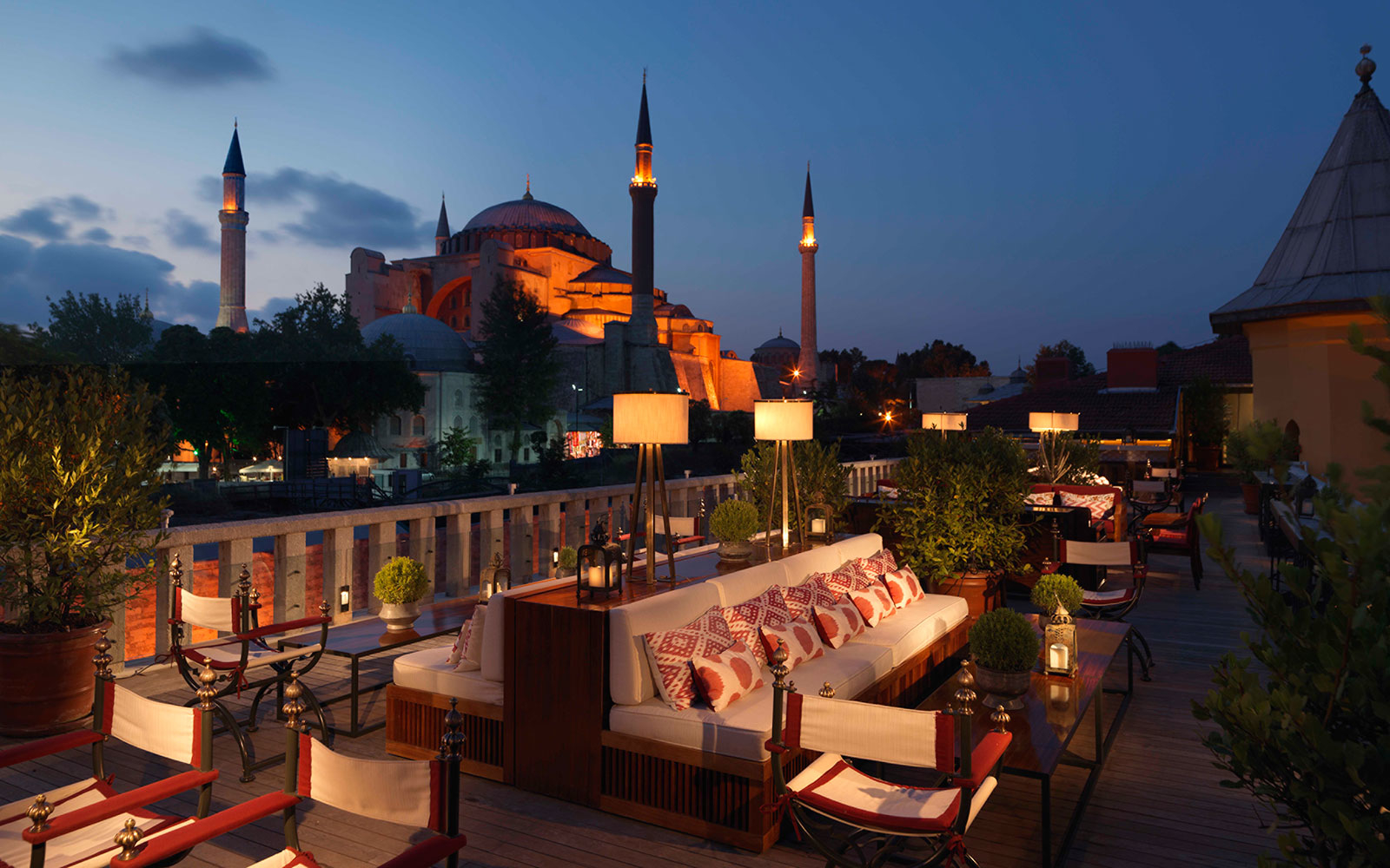 No. 4: Four Seasons Hotel, Istanbul at Sultanahmet, Istanbul, Turkey