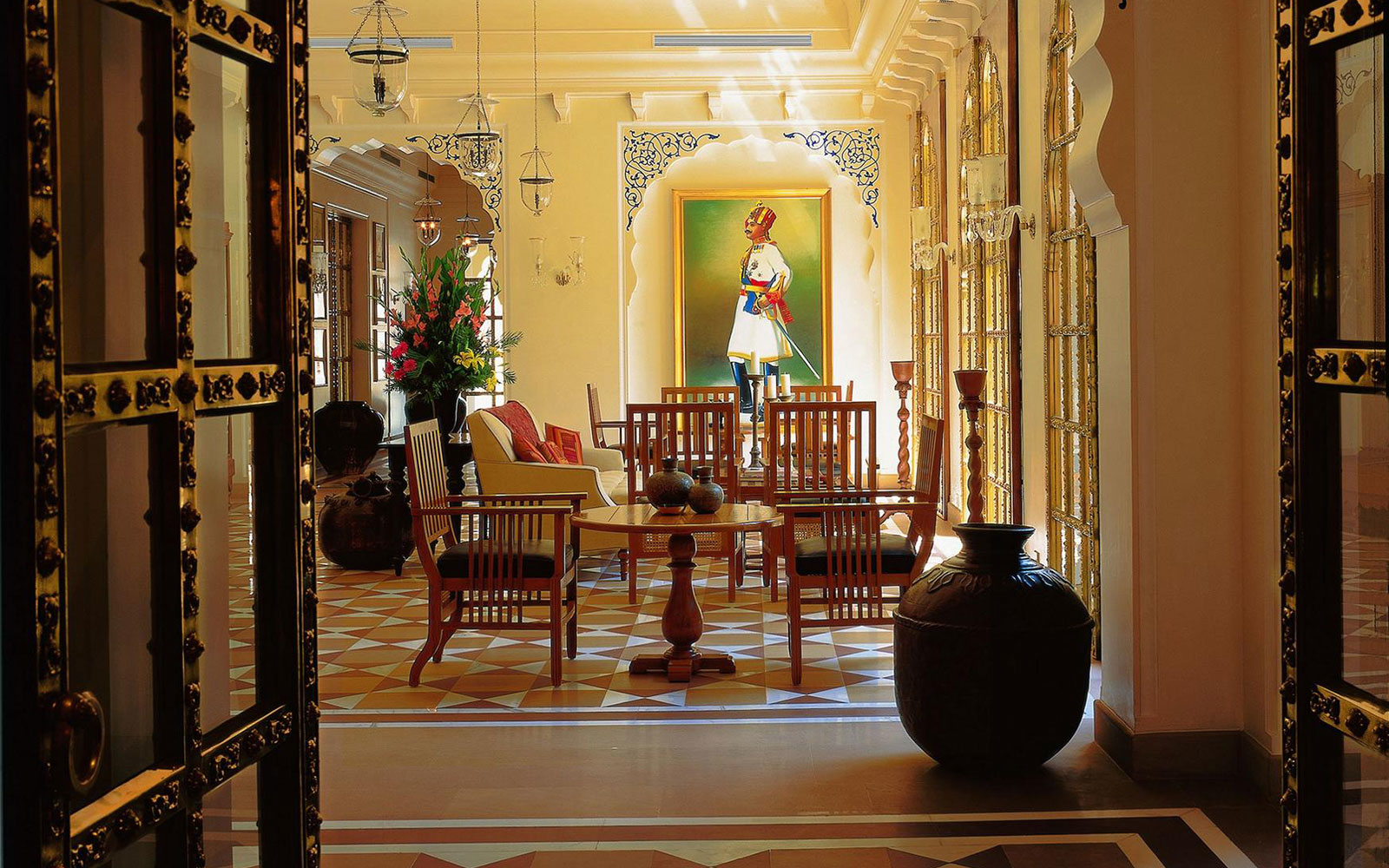 No. 19: The Oberoi Rajvilas, Jaipur, India