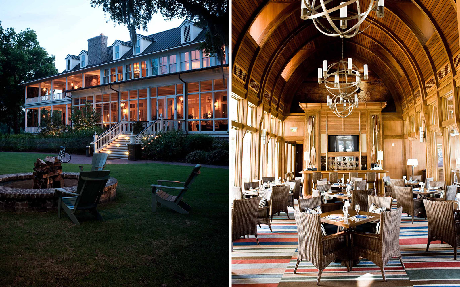 No. 5: Inn at Palmetto Bluff, Bluffton, SC