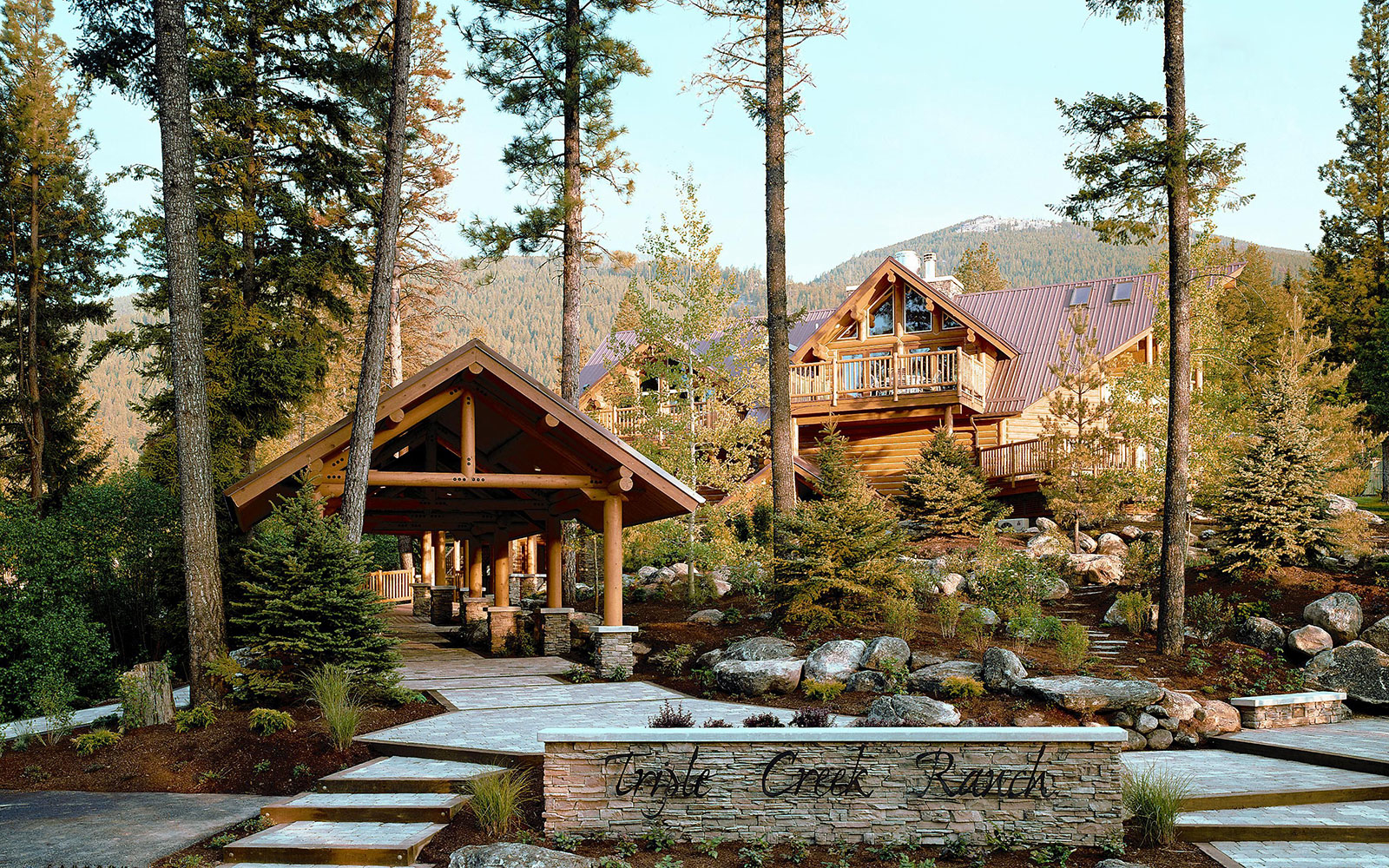 No. 10: Triple Creek Ranch, Darby, Montana