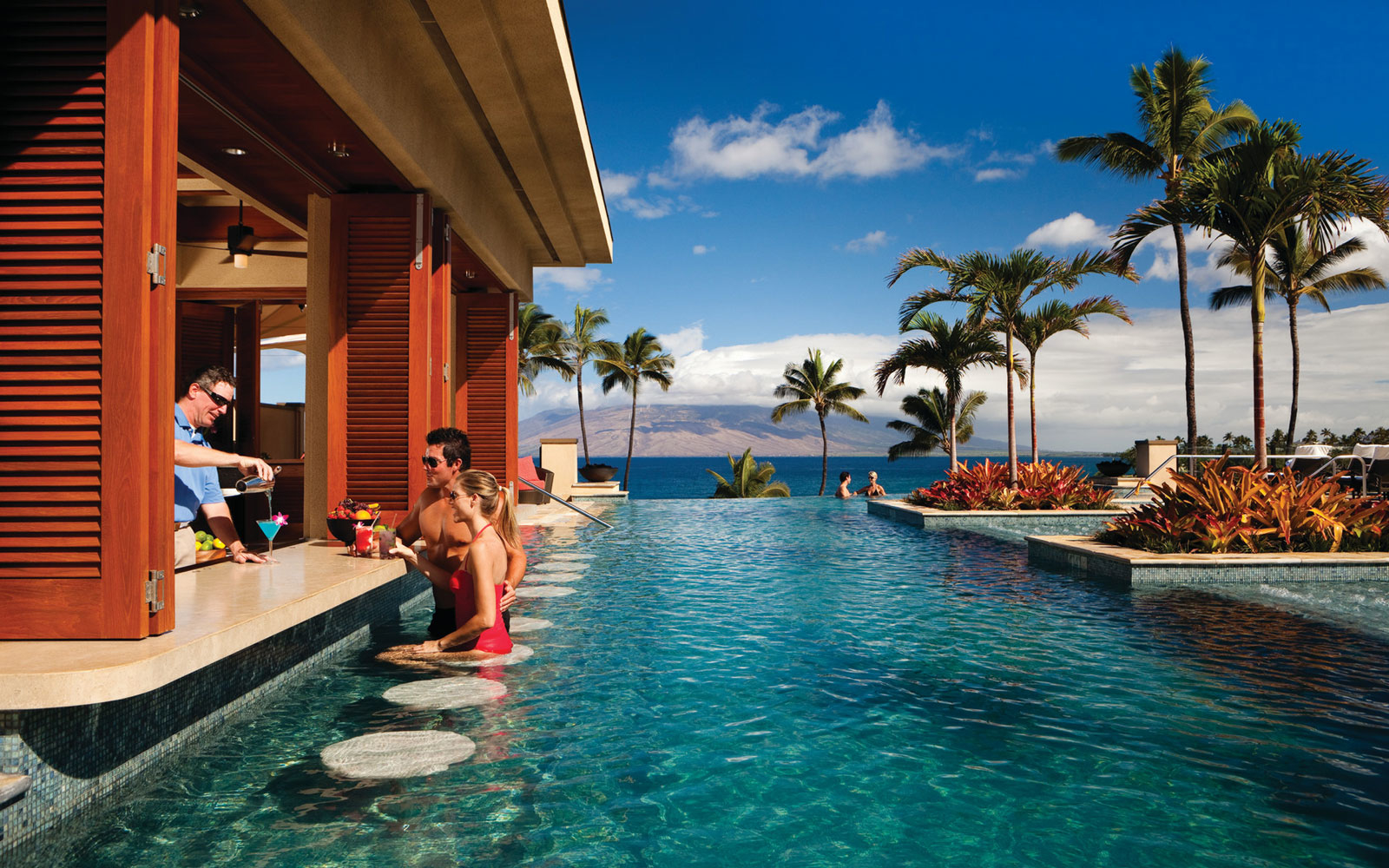 Four Seasons Resort at Wailea in Maui, Hawaii