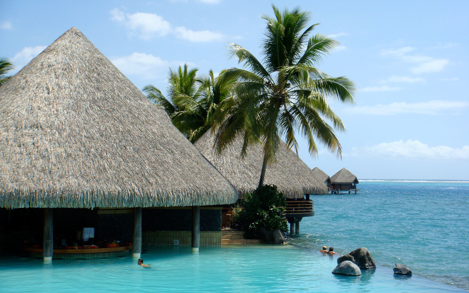 Intercontinental Tahiti Resort in French Polynesia