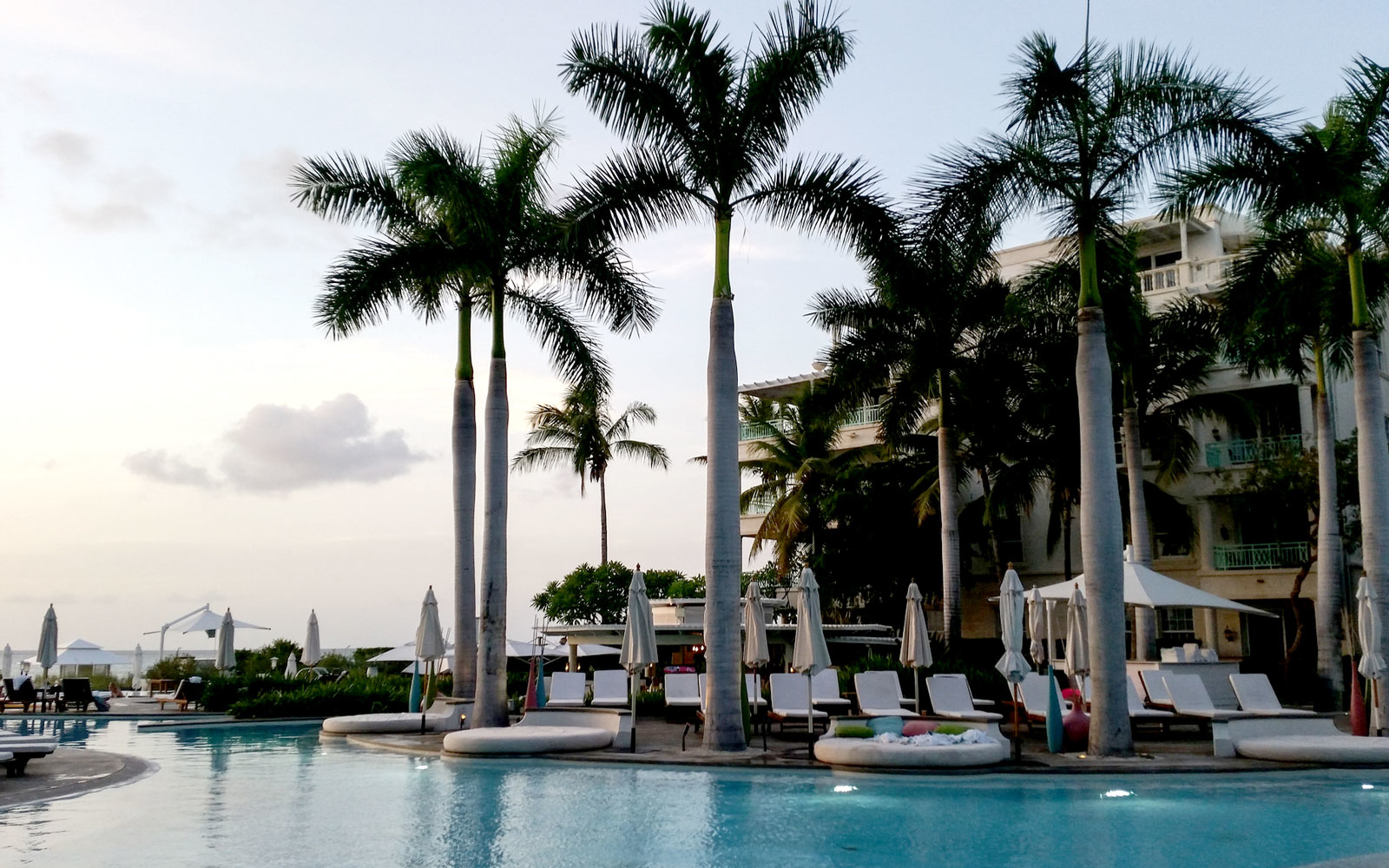 Regent Palms in Providenciales, Turks & Caicos