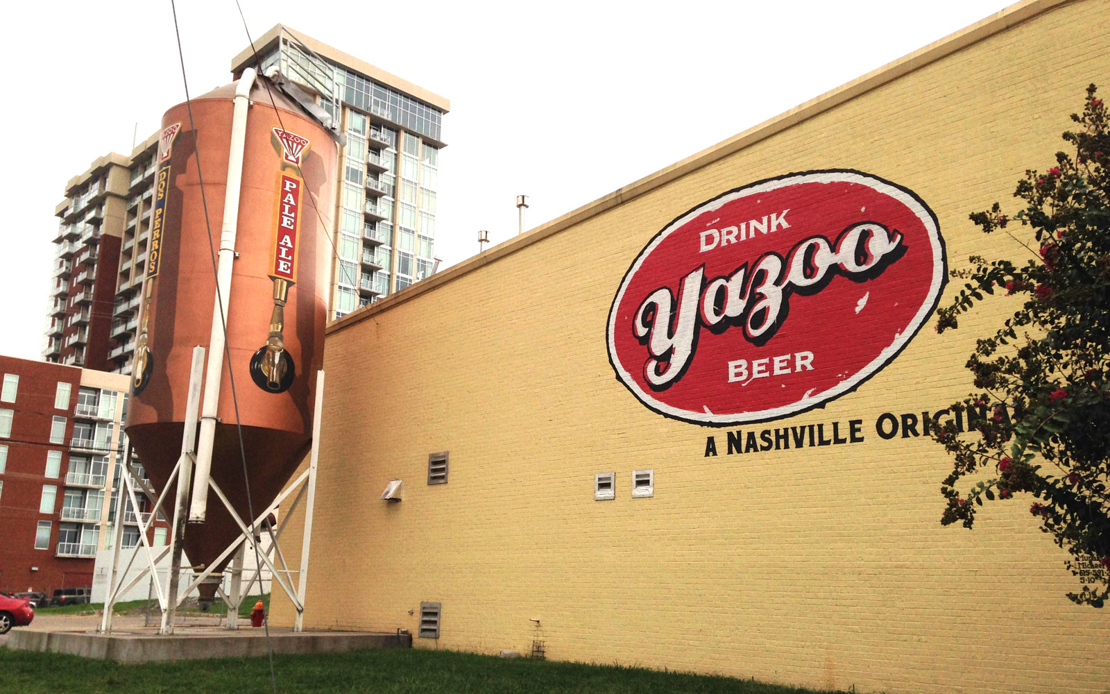 Yazoo Brewing Company in Nashville