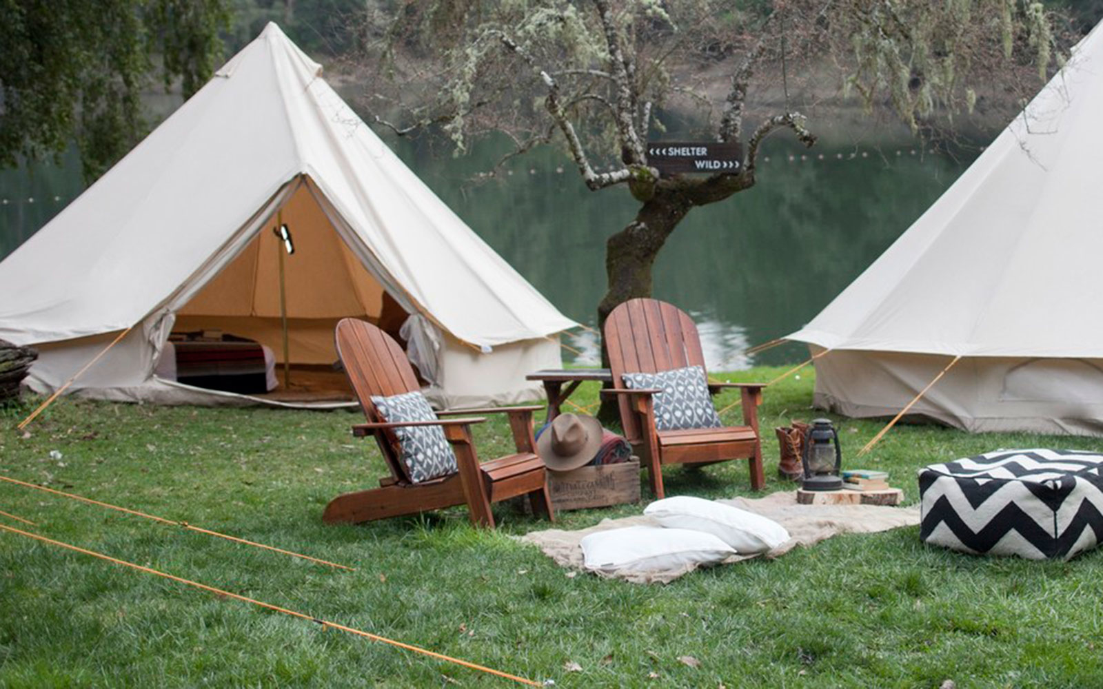 cool camping gear travel leisure