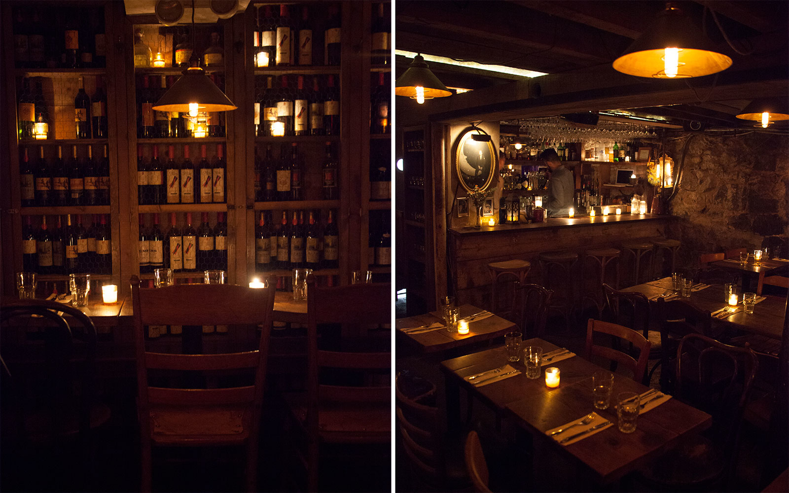 Cellar at St. Mazie Bar & Supper Club