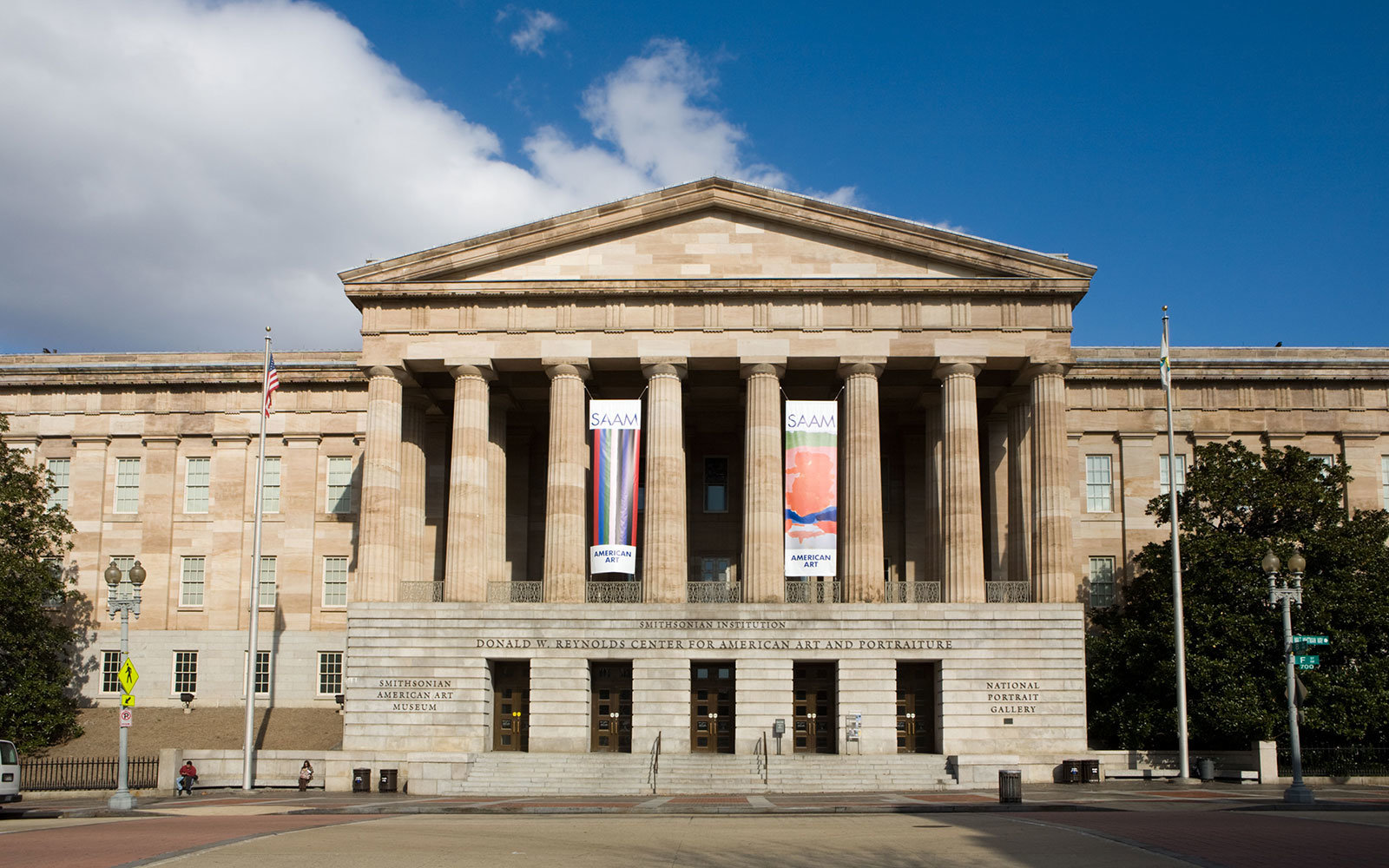 Smithsonian art museum