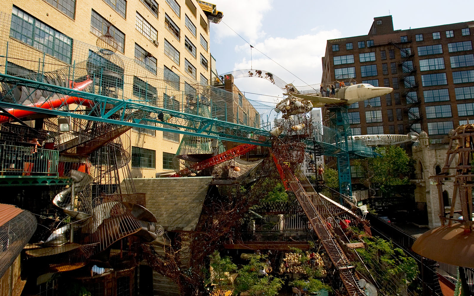 Most Epic Adult Playgrounds