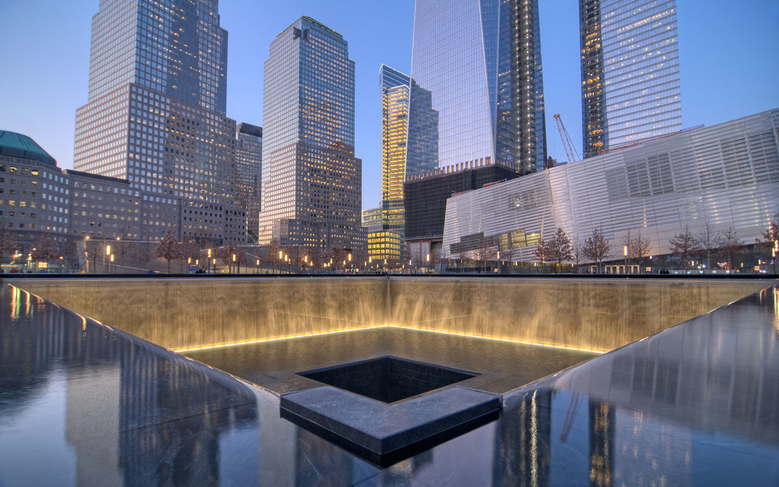 One world trade center travel leisure for Memorial day weekend getaways near nyc