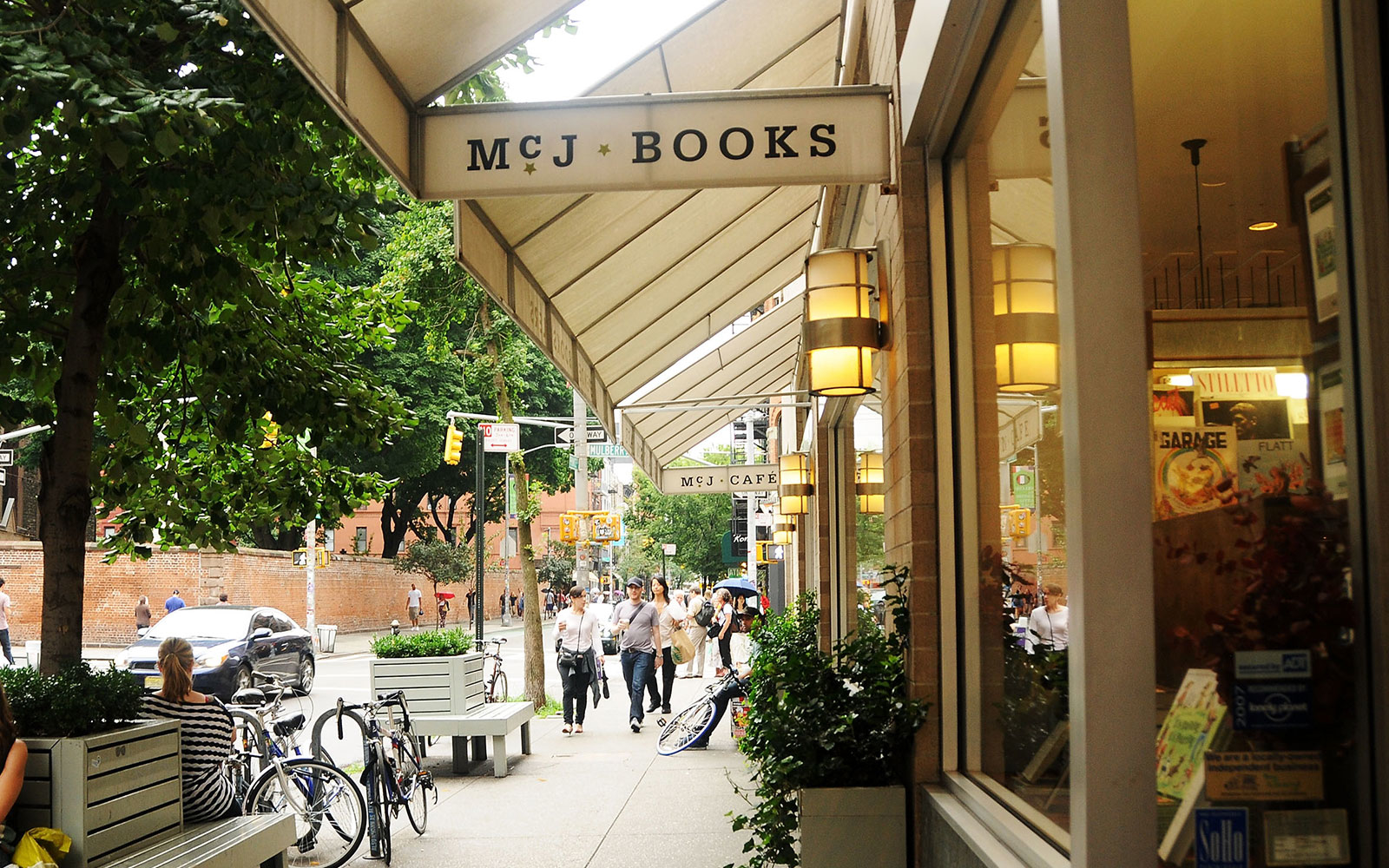 at McNally Jackson on August 1, 2012 in New York City.