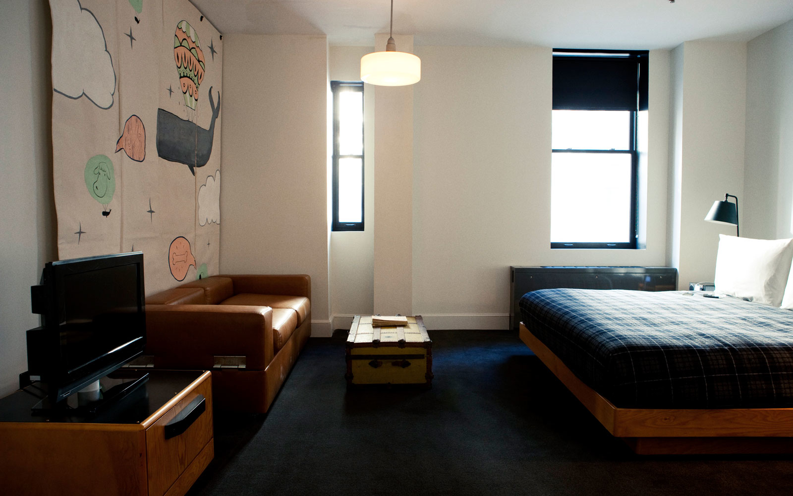 Ace hotel travel leisure for Pet friendly hotels in nyc
