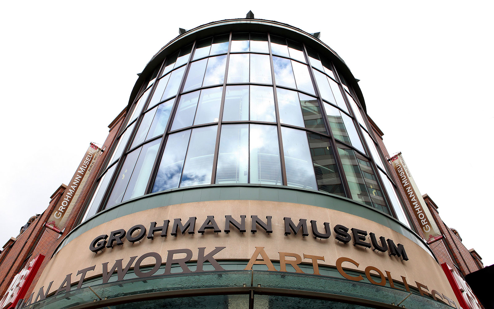 Grohmann Museum at the Milwaukee School of Engineering: Man at Work