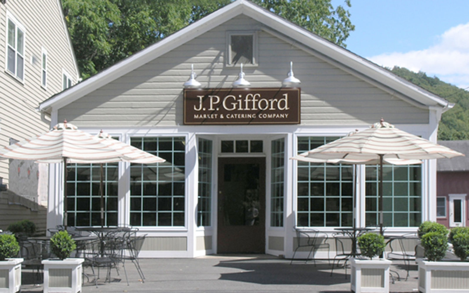 J.P. Gifford Market & Catering Company in Kent, Connecticut