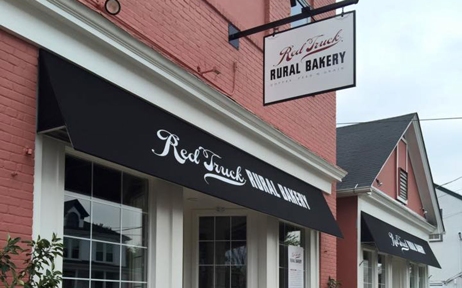 Red Truck Bakery in Warrenton, Virginia
