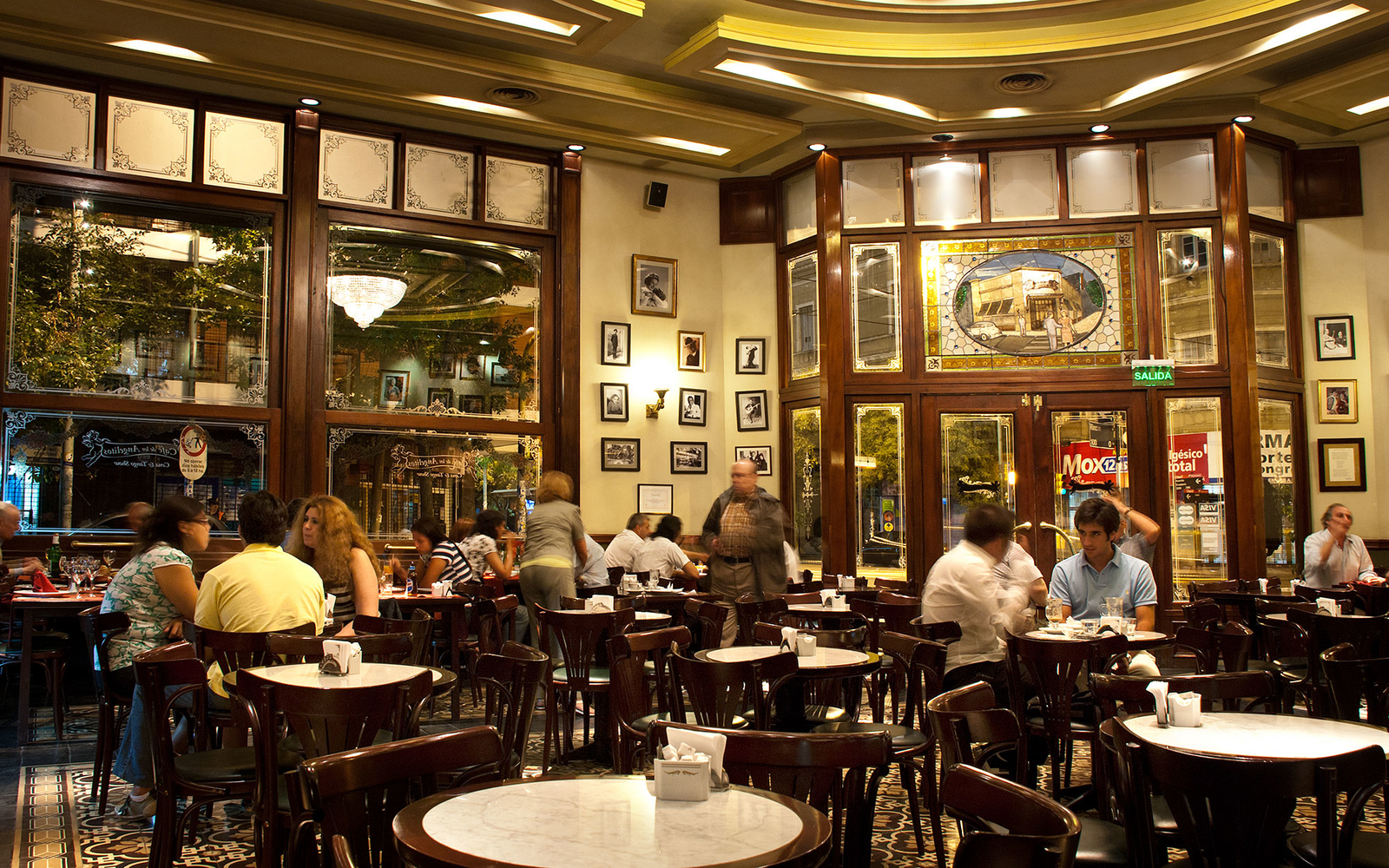 Buenos Aires Cafes