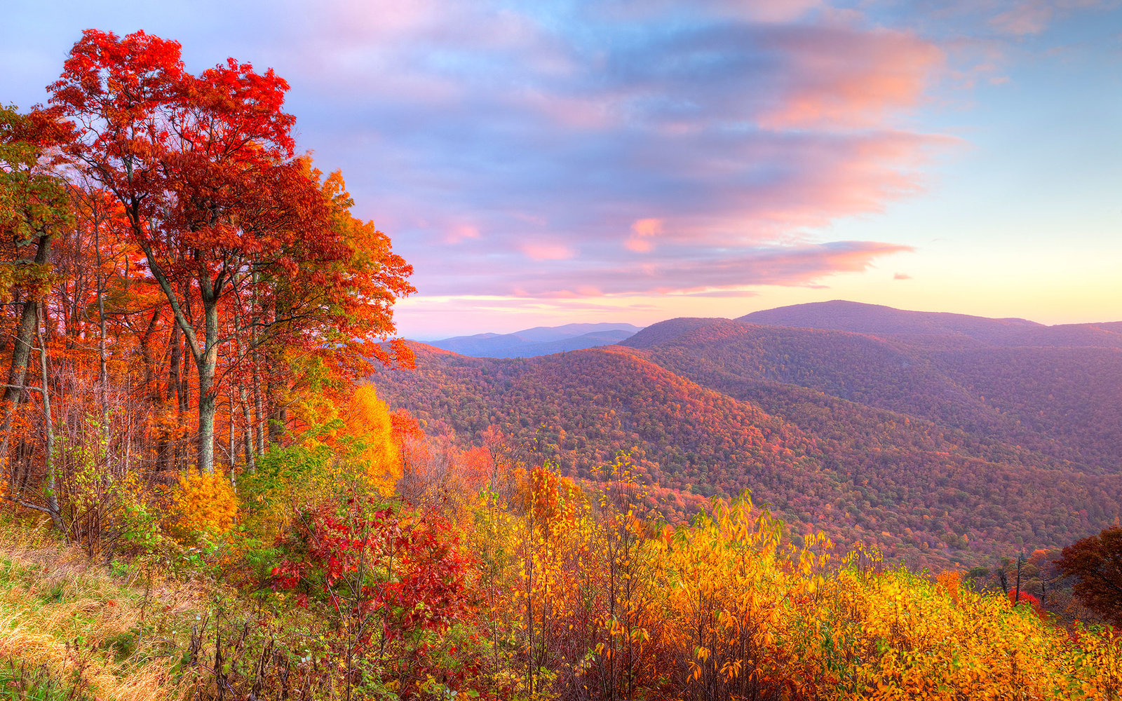 Best Fall Destinations Besides New England