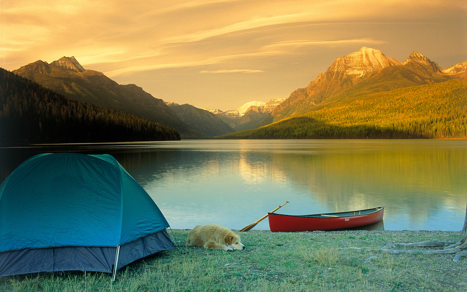 12 Once-in-a-Lifetime Camping Sites