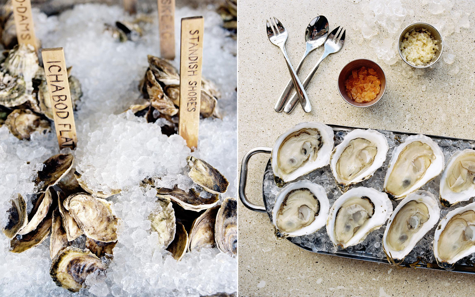 7 p.m.: Dinner at Eventide Oyster Co., Portland