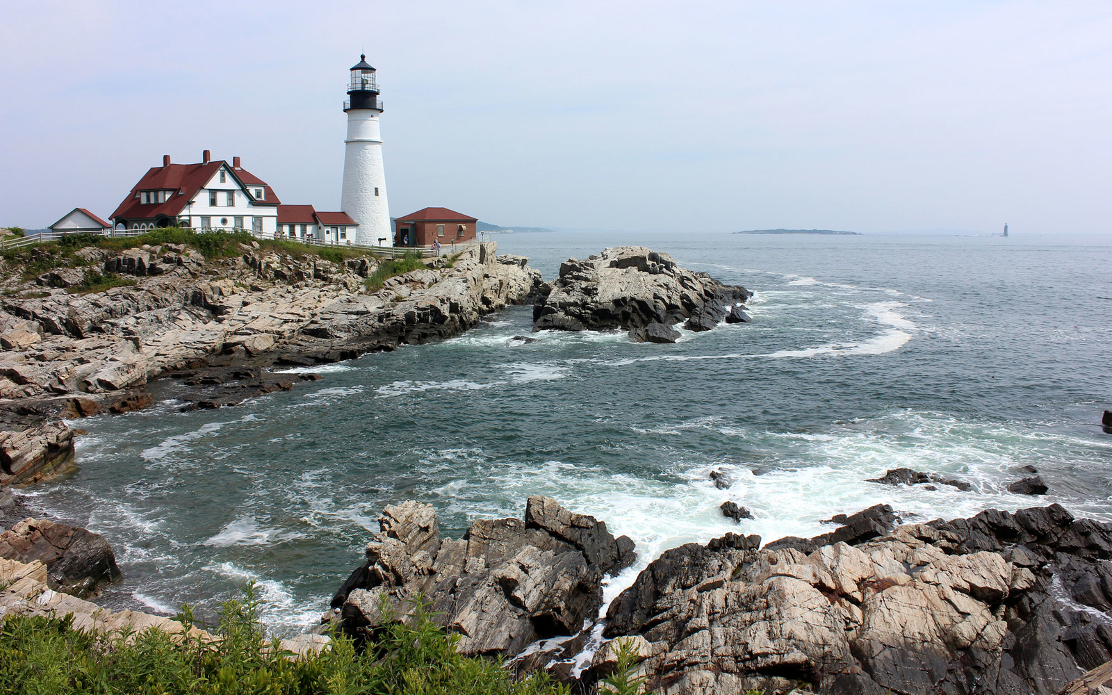 The perfect coastal maine road trip travel leisure head lighthouse sciox Choice Image