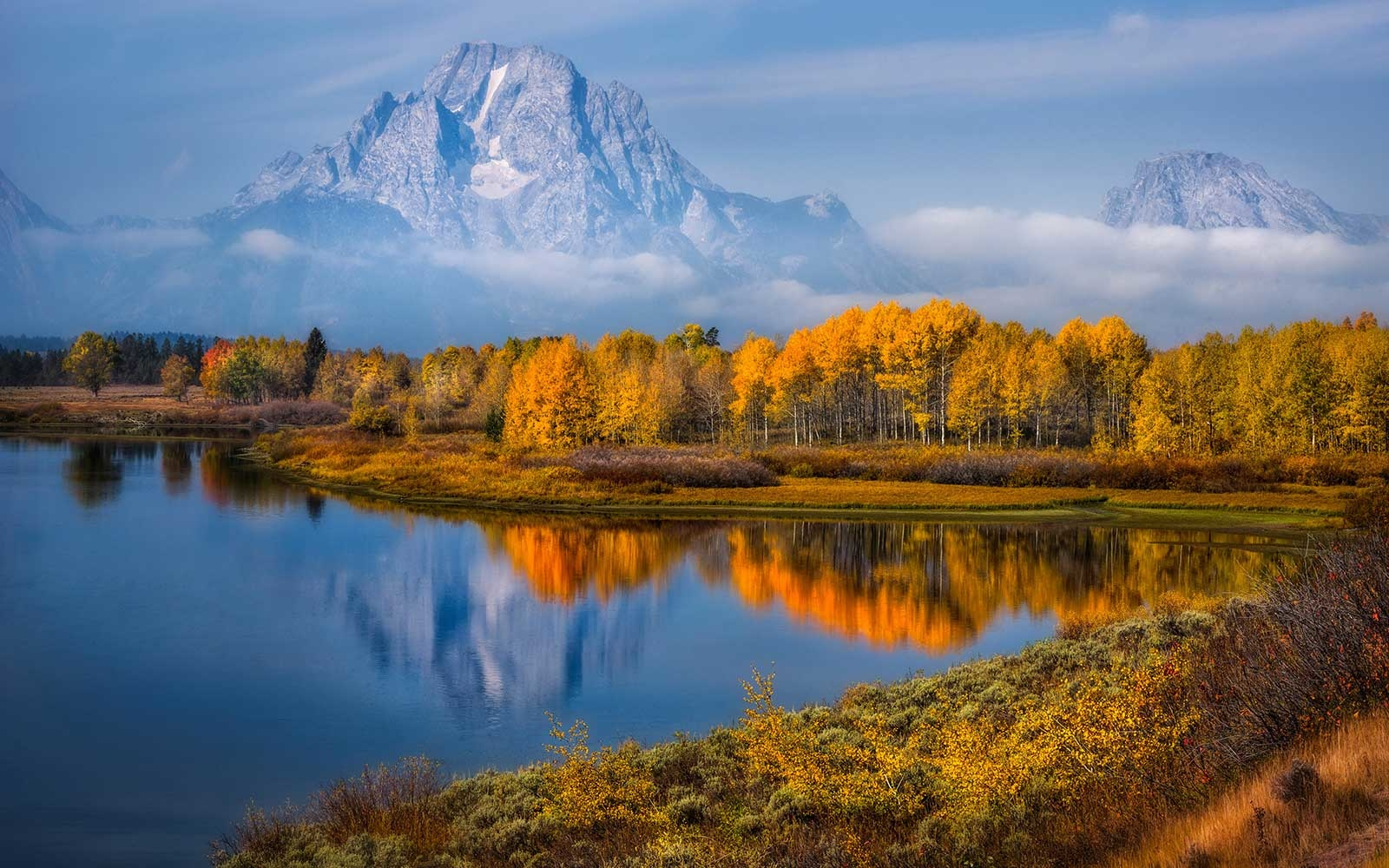 Best National Parks For Fall Foliage Travel Leisure