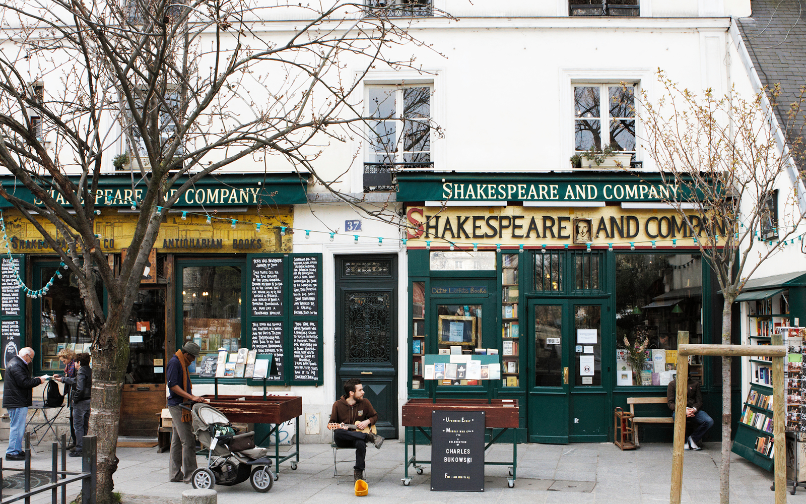 Shakespeare And Co Travel Leisure
