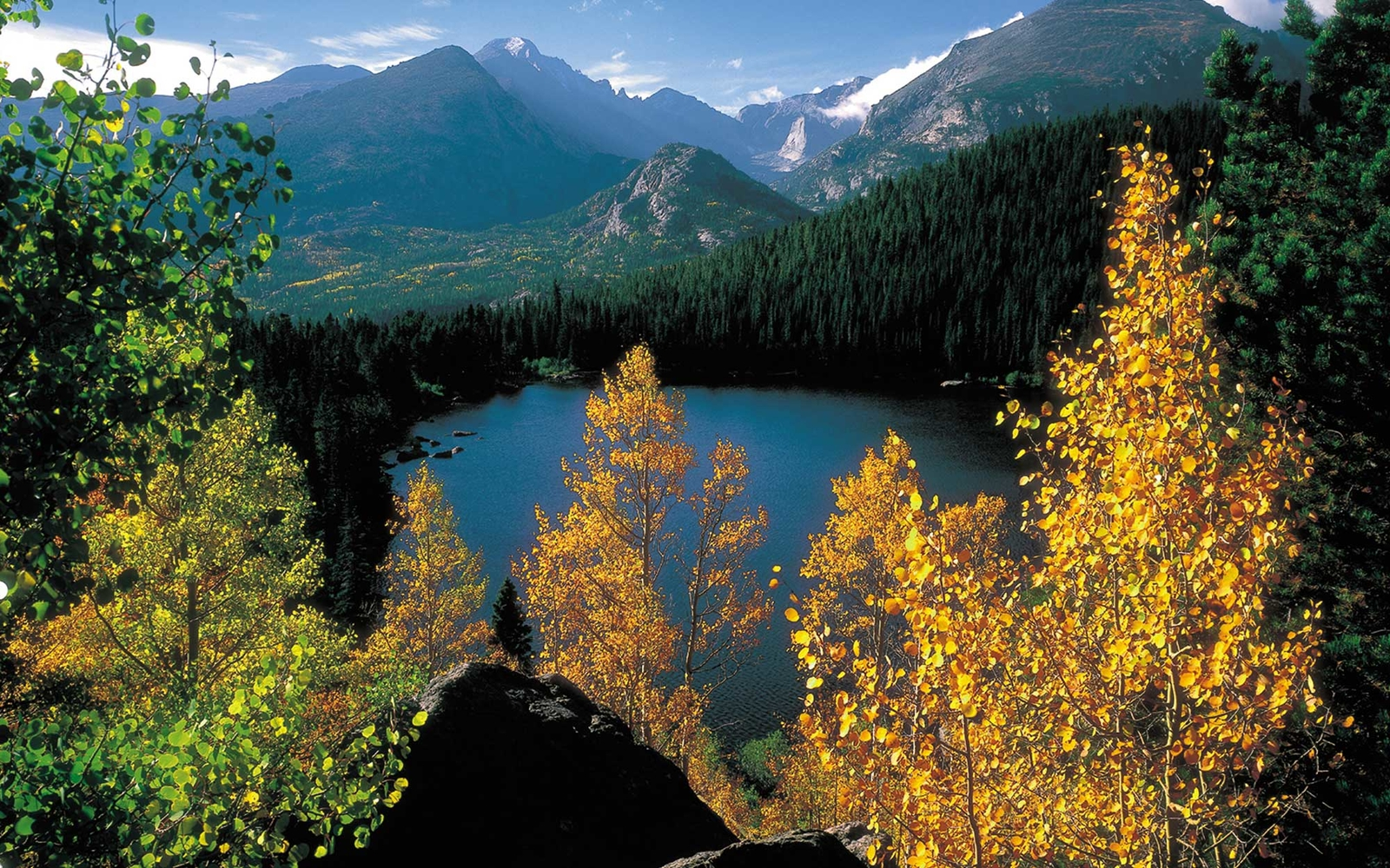 National Parks for Retirees