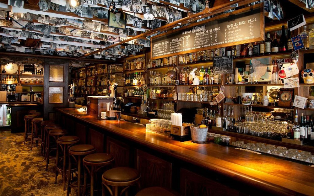 2. The Dead Rabbit Grocery & Grog, New York City