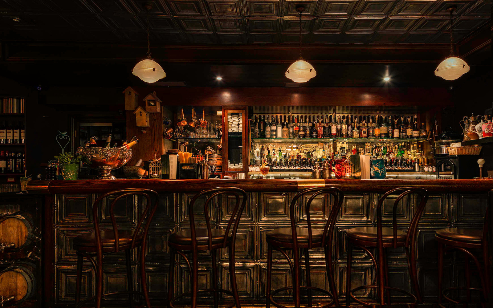 3. Nightjar, London