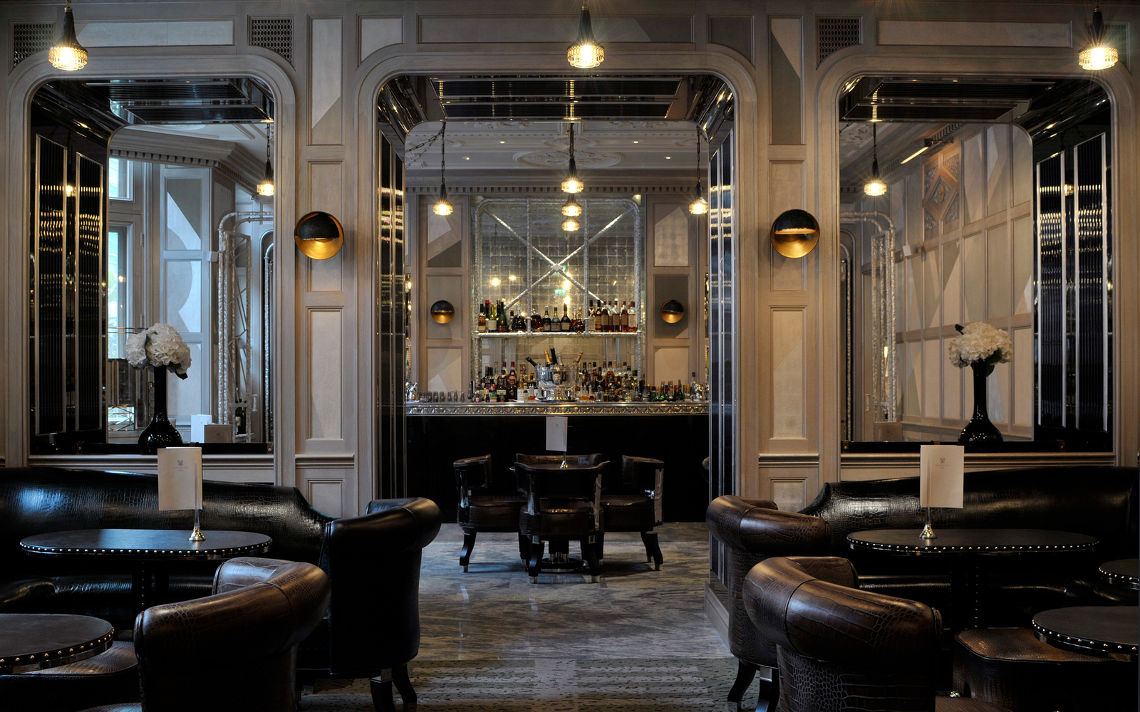 9. Connaught Bar, London