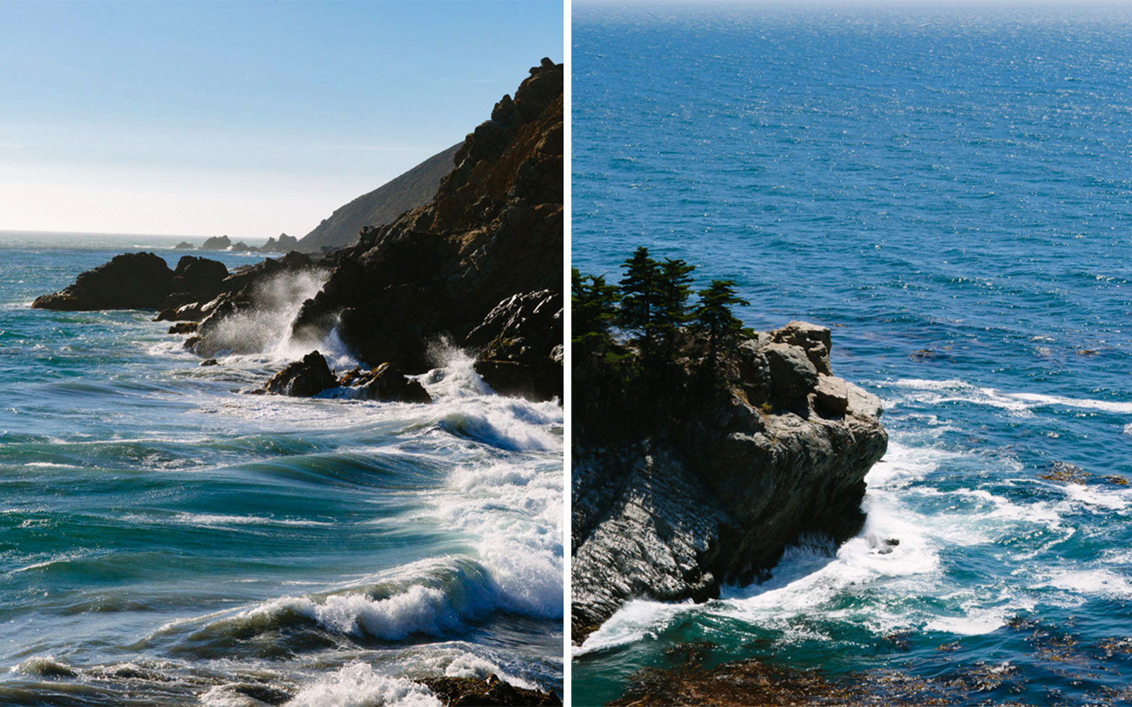 A Perfect, Picturesque Weekend Drive Through California's Big Sur