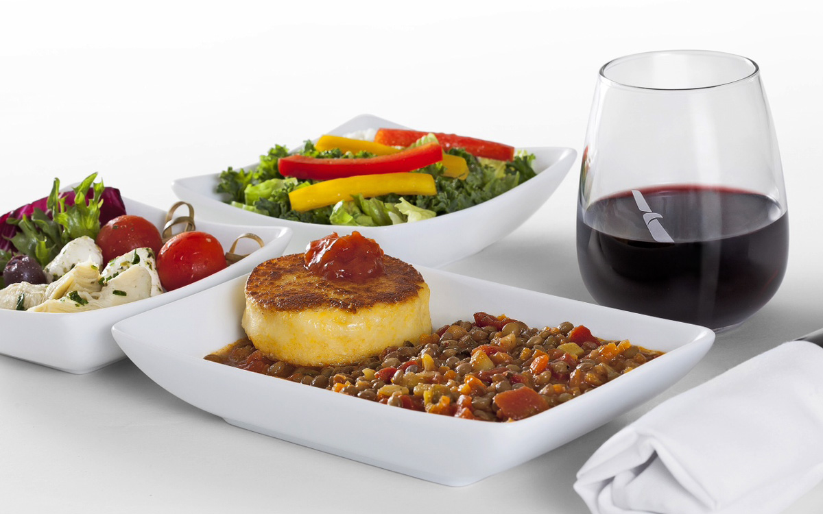 World's Best Airlines for Food 2015