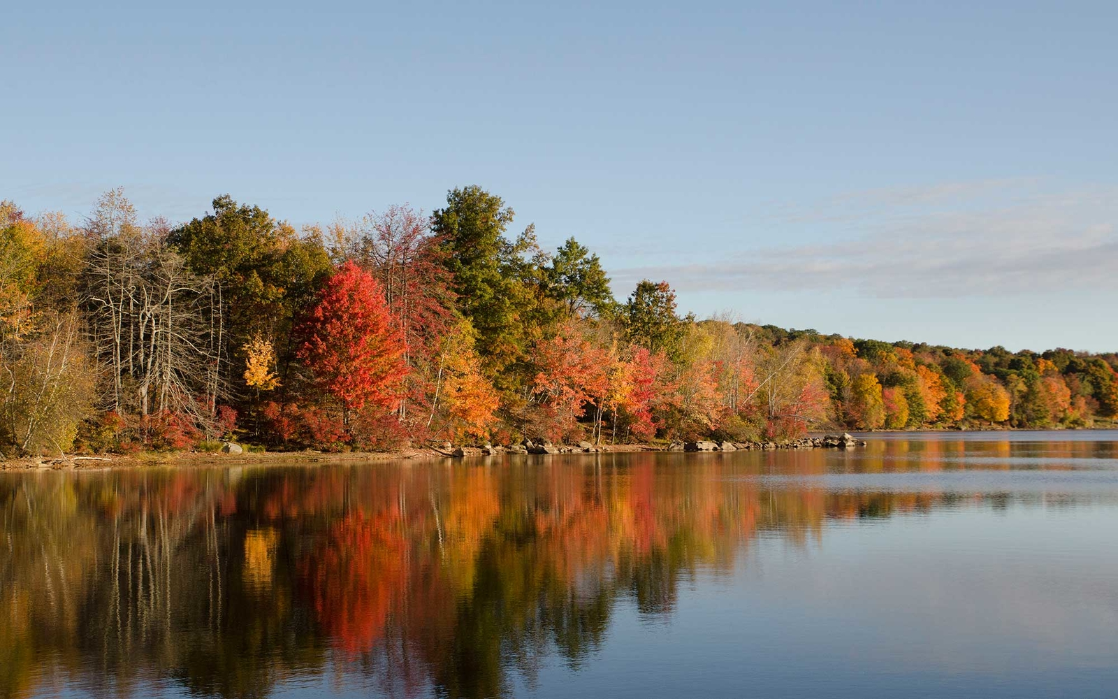 Seven Lakes Fall Foliage Drive