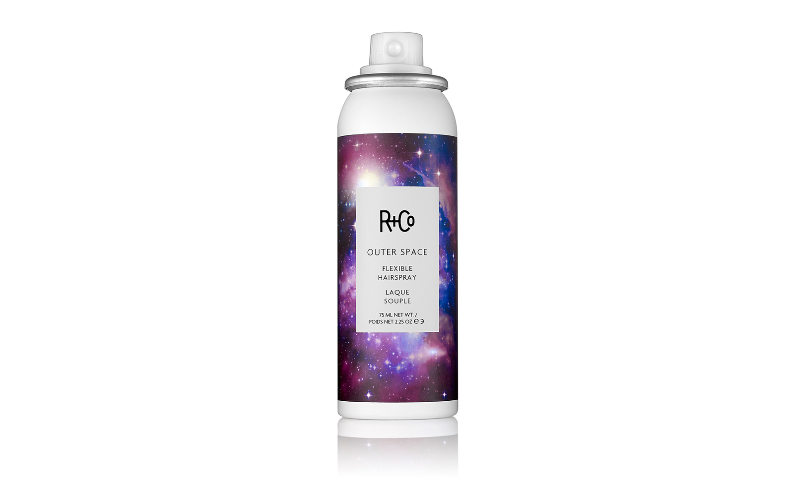 R+Co's Outerspace Working Hairspray
