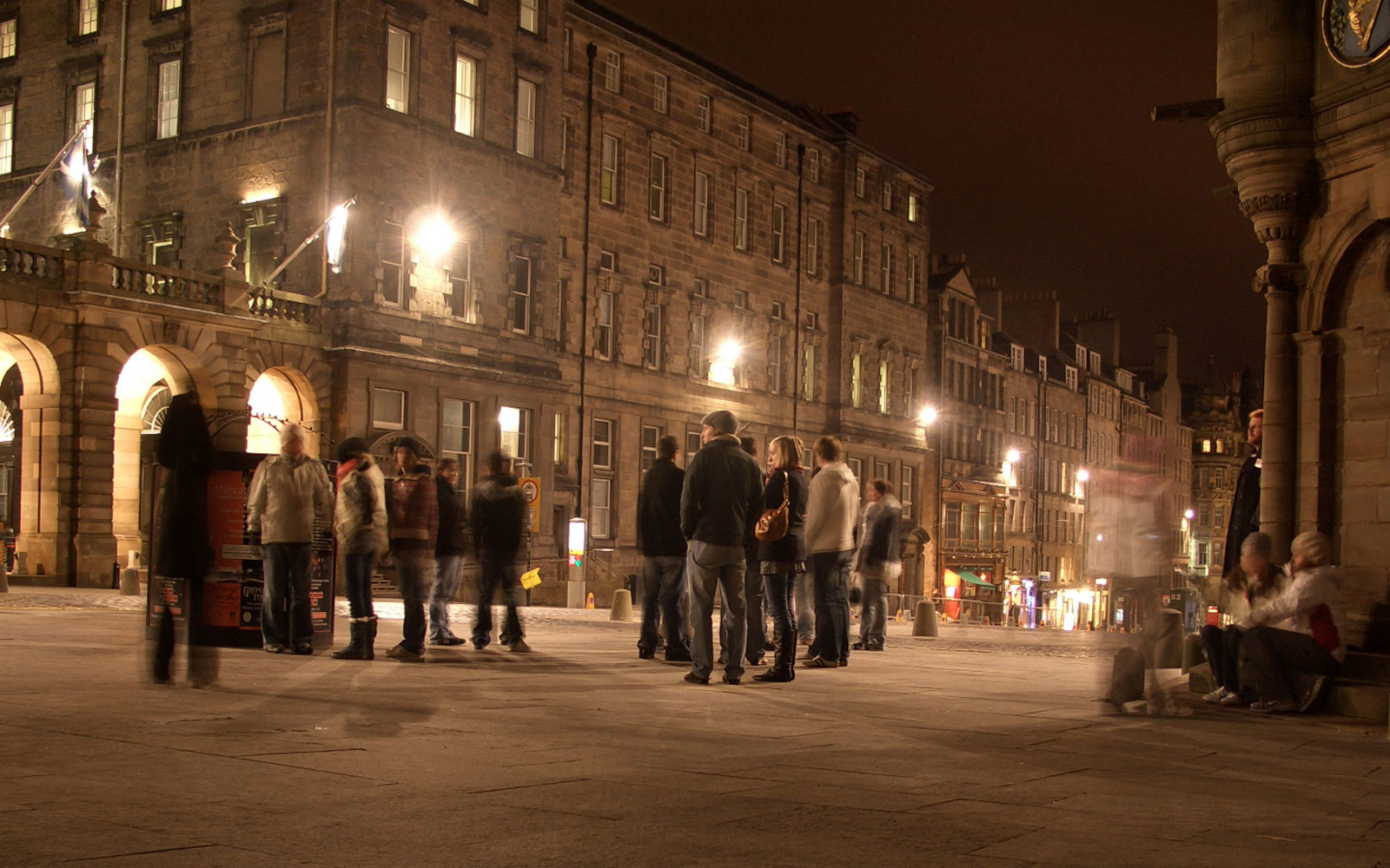 Old Town Ghost Tour Prague