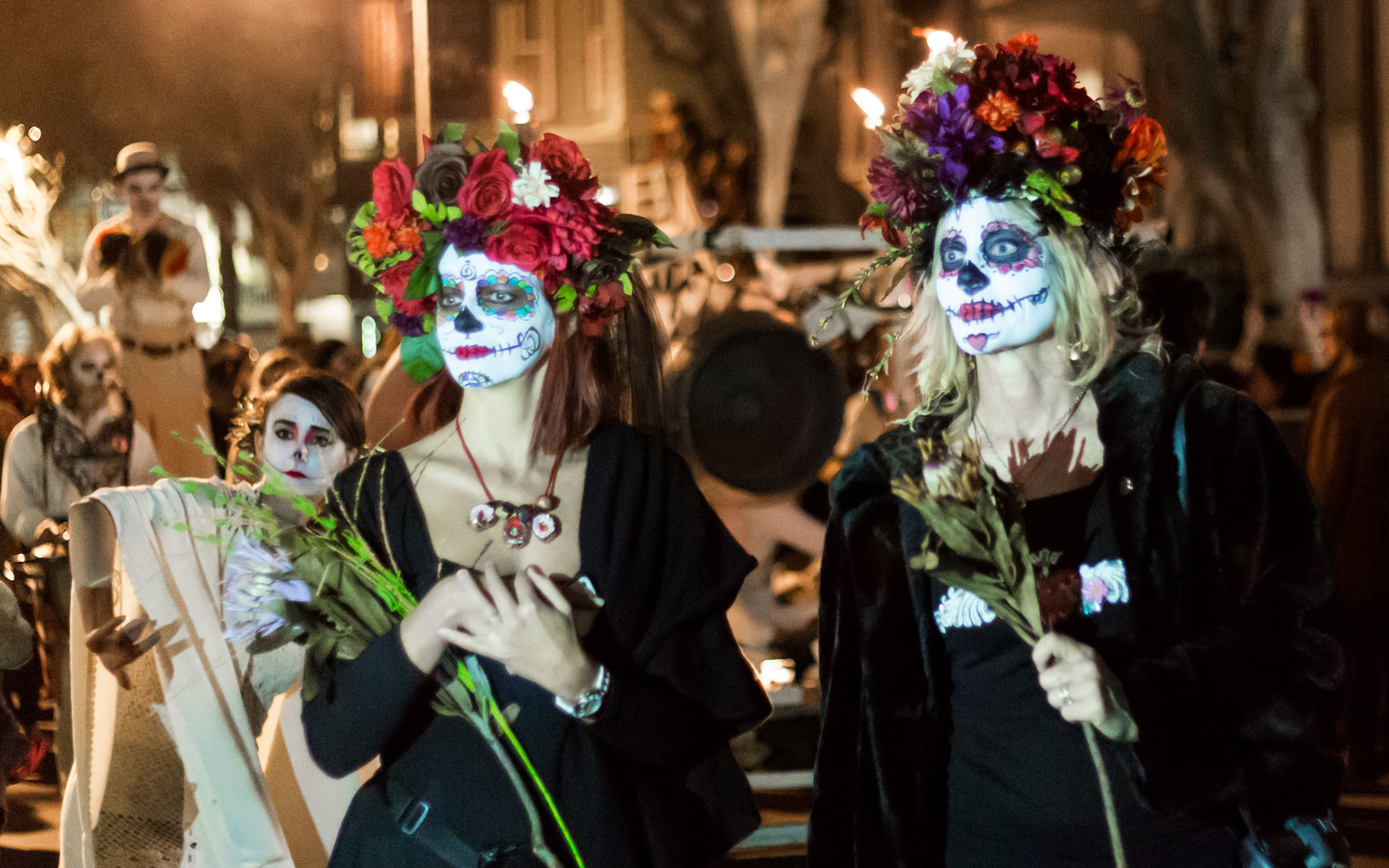 Celebrate Day Of The Dead In San Francisco Travel Leisure