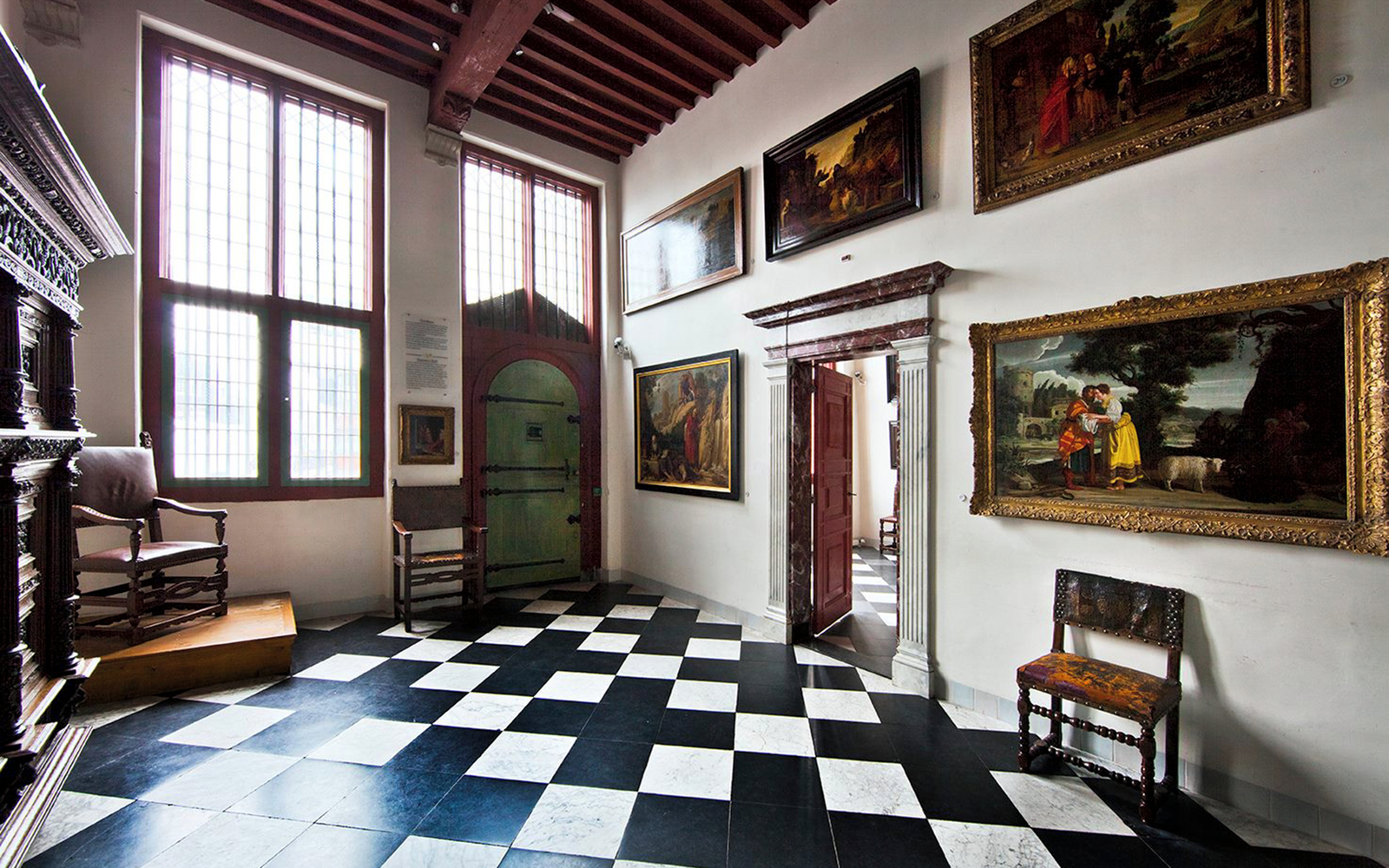 rembrandt house museum amsterdam am1015 - beach house rentals for weddings
