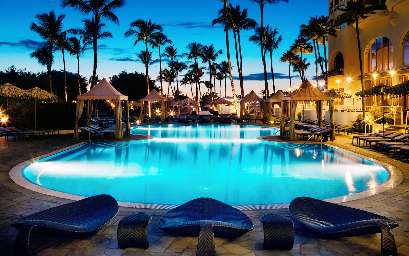 Fairmont Kea Lani Travel Leisure