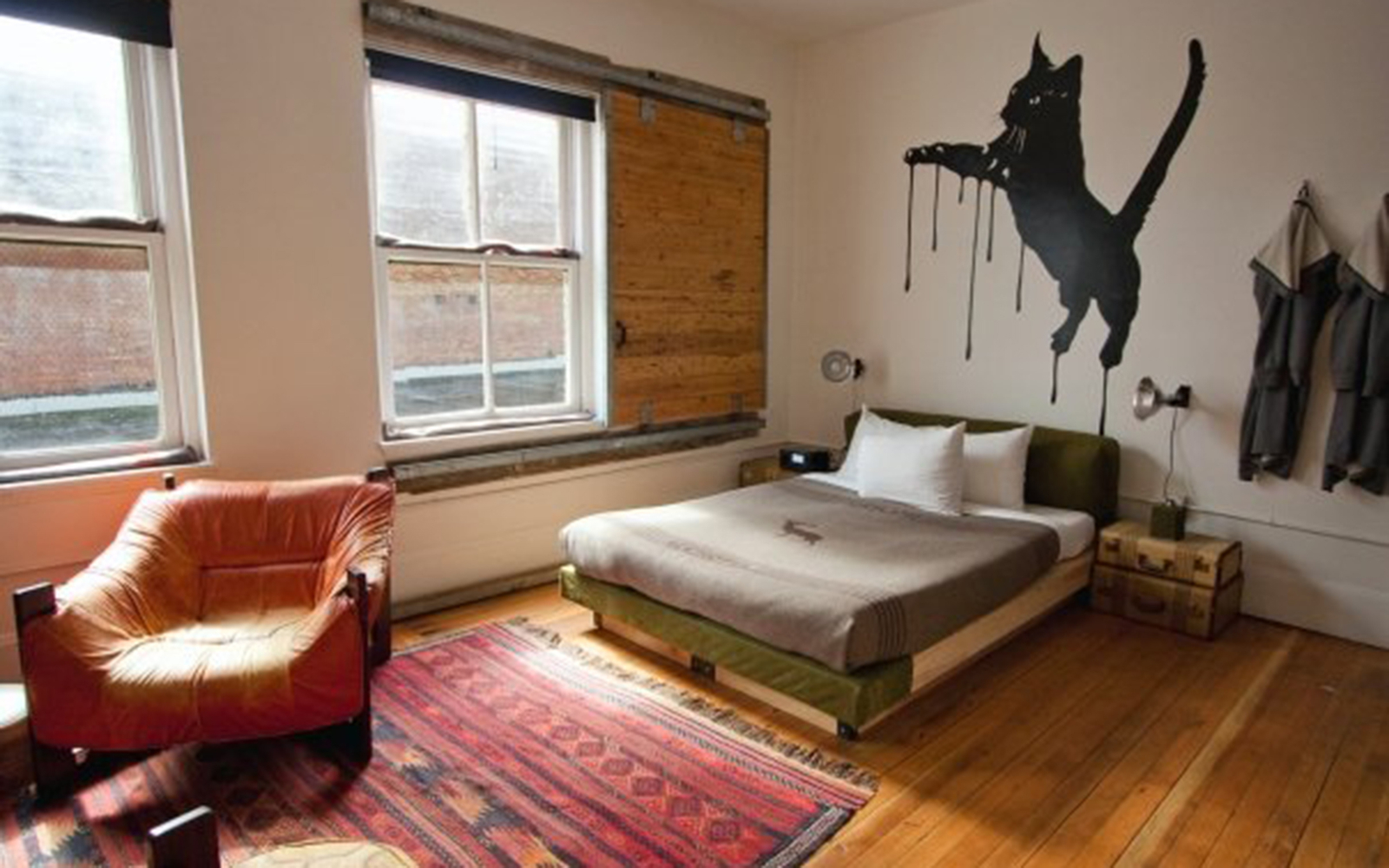Ace hotel hotels travel leisure